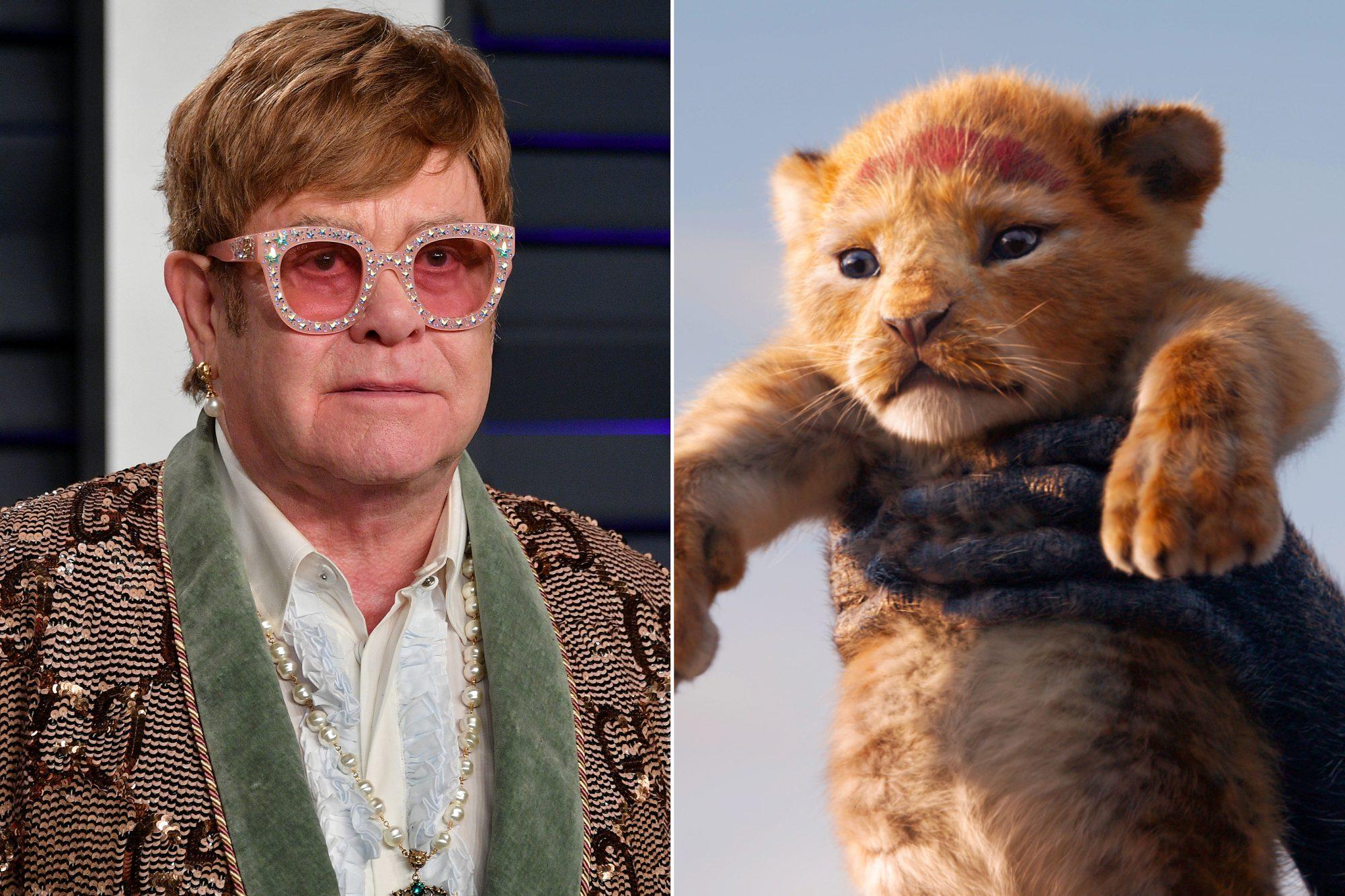 Elton John, The Lion King