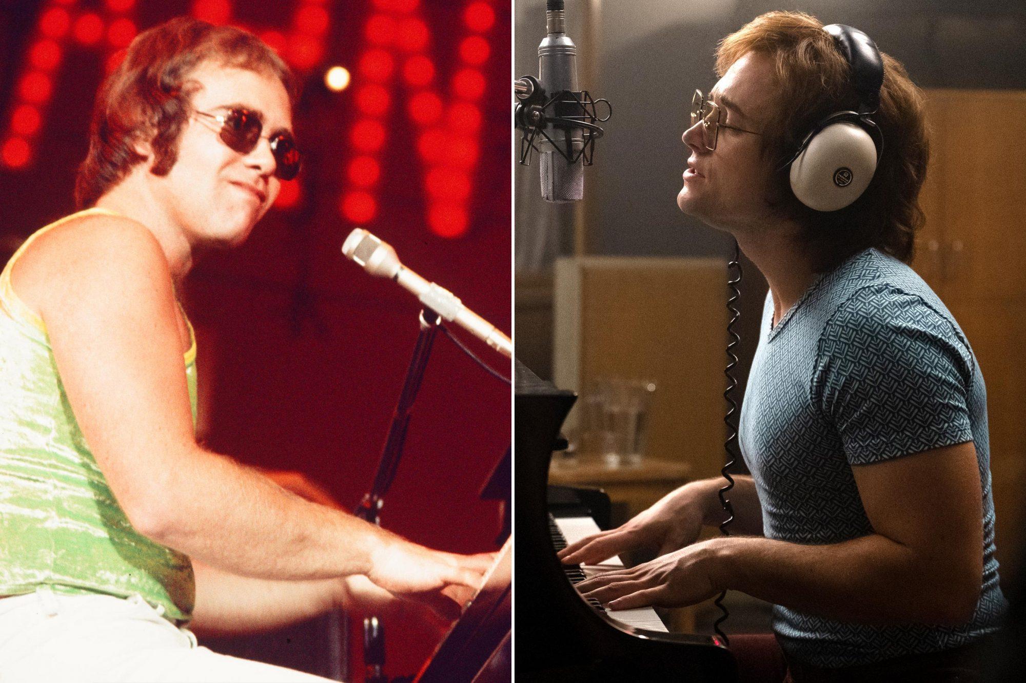 Elton John; Rocketman