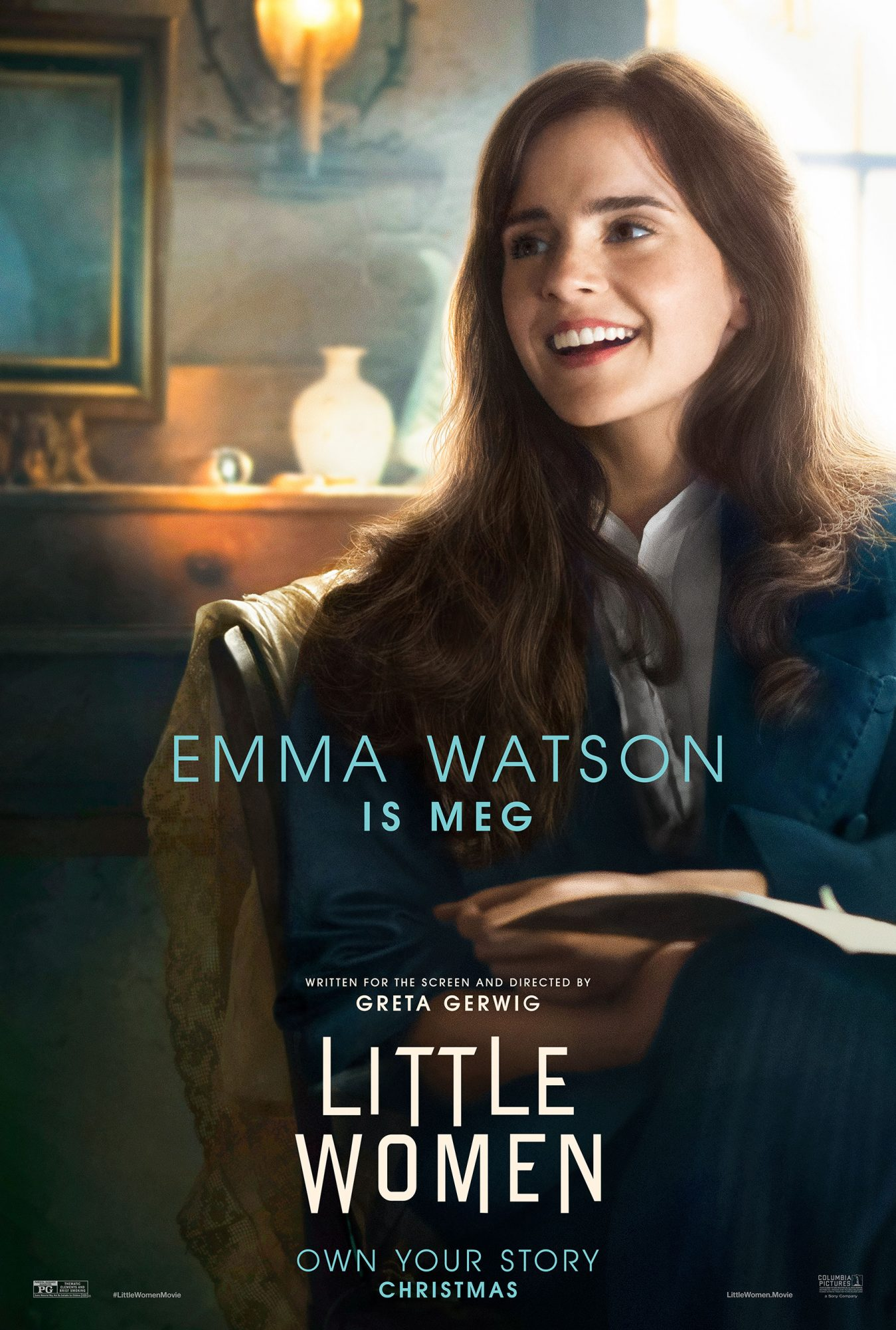 Little Women Character Posters