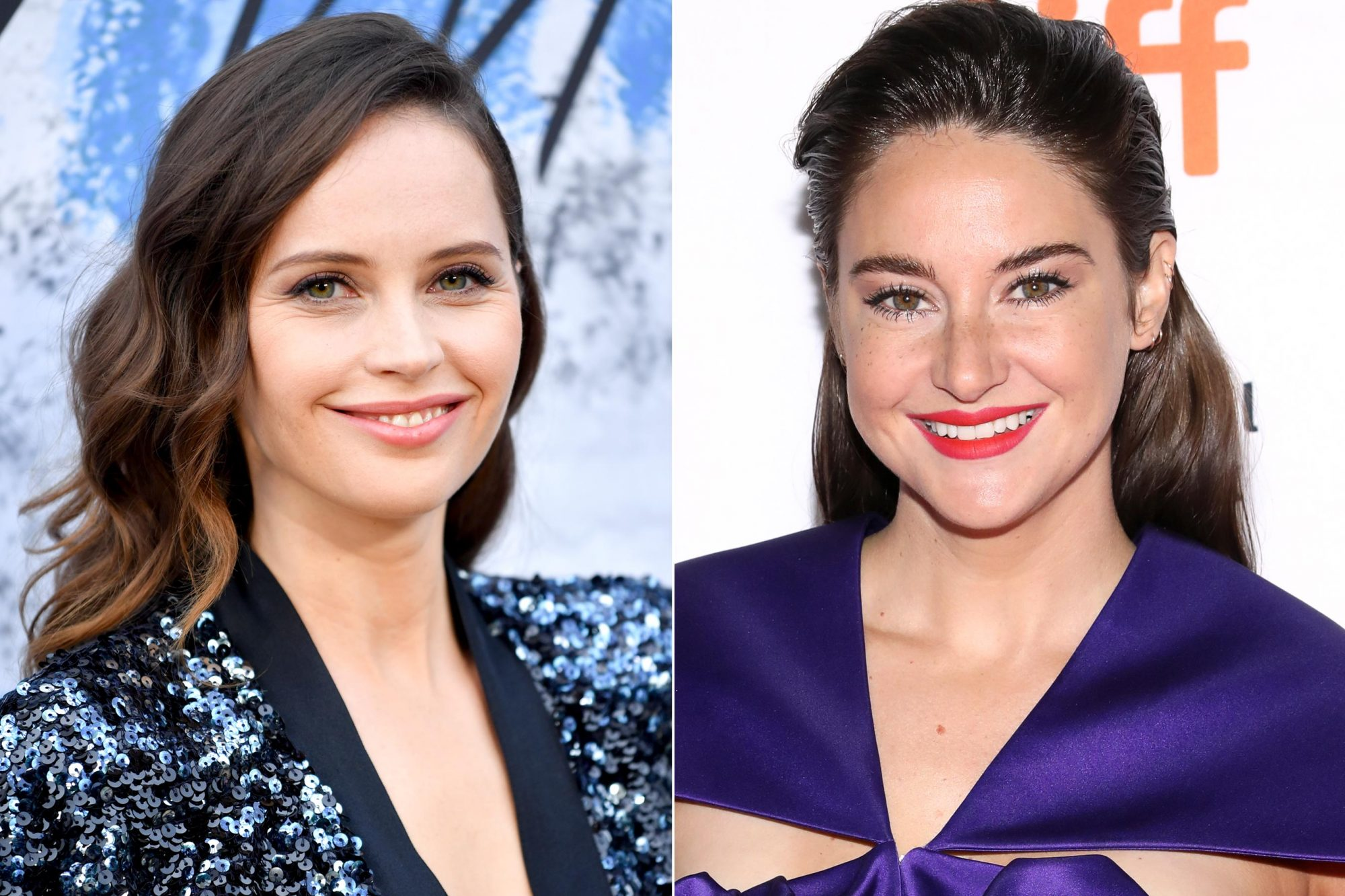Felicity Jones / Shailene Woodley