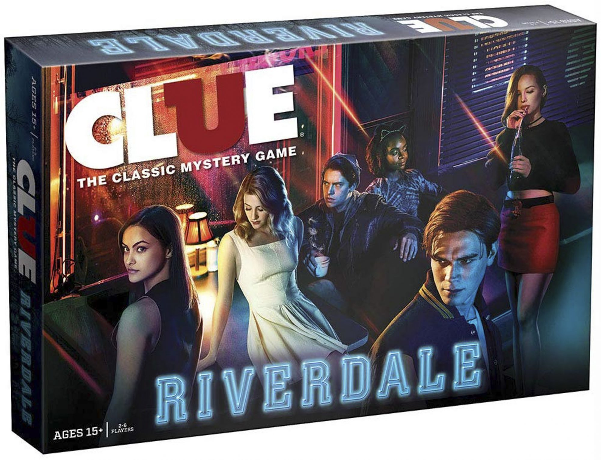 CLUE: Riverdale Board Game on Amazon