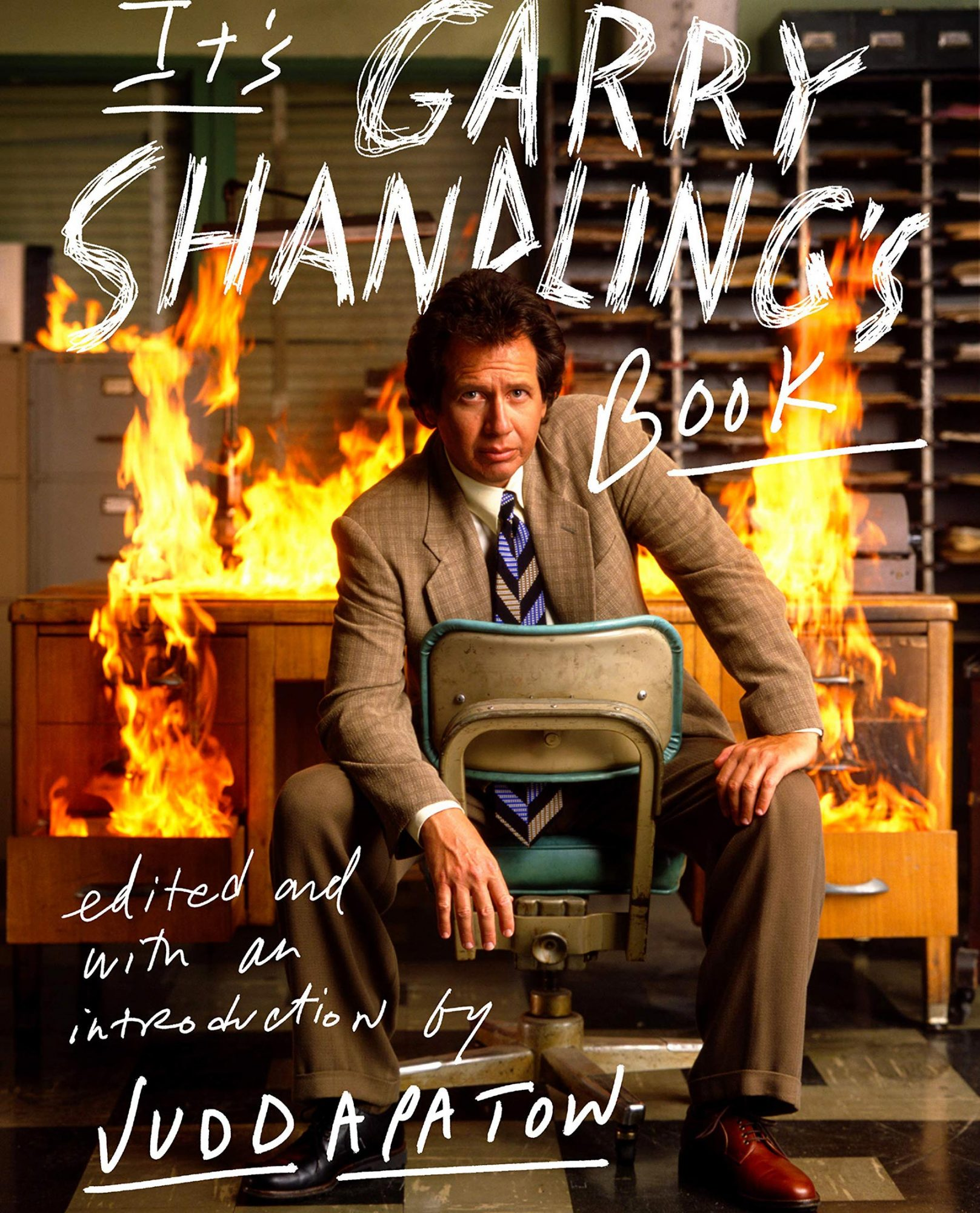 Judd Apatow, It's Gary Shandling's BookPublisher: Random House