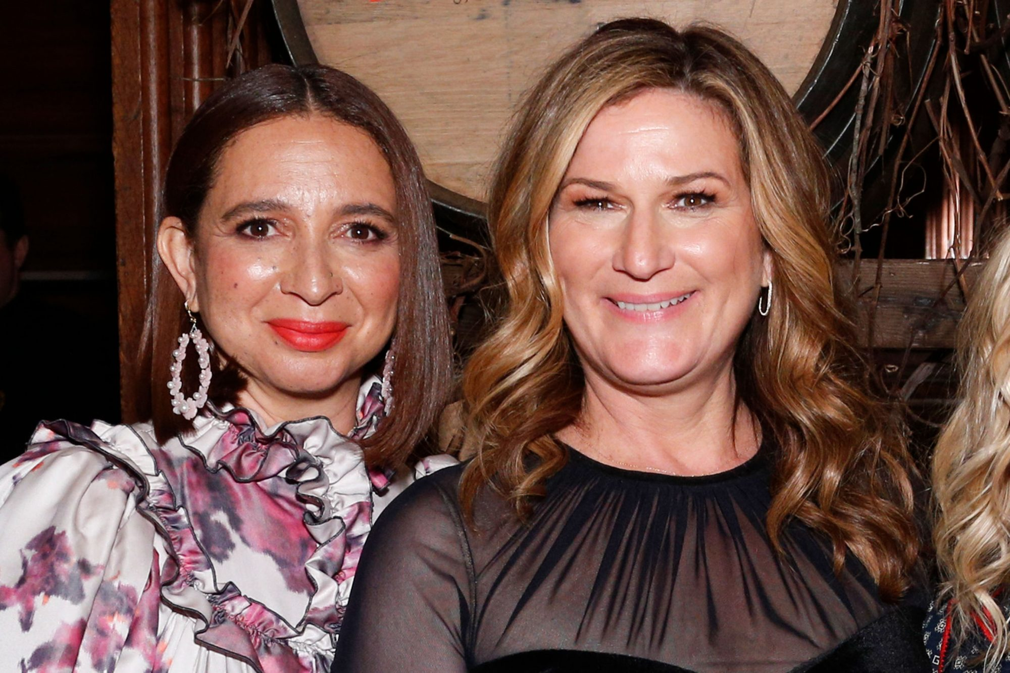 Maya Rudolph and Ana Gasteyer