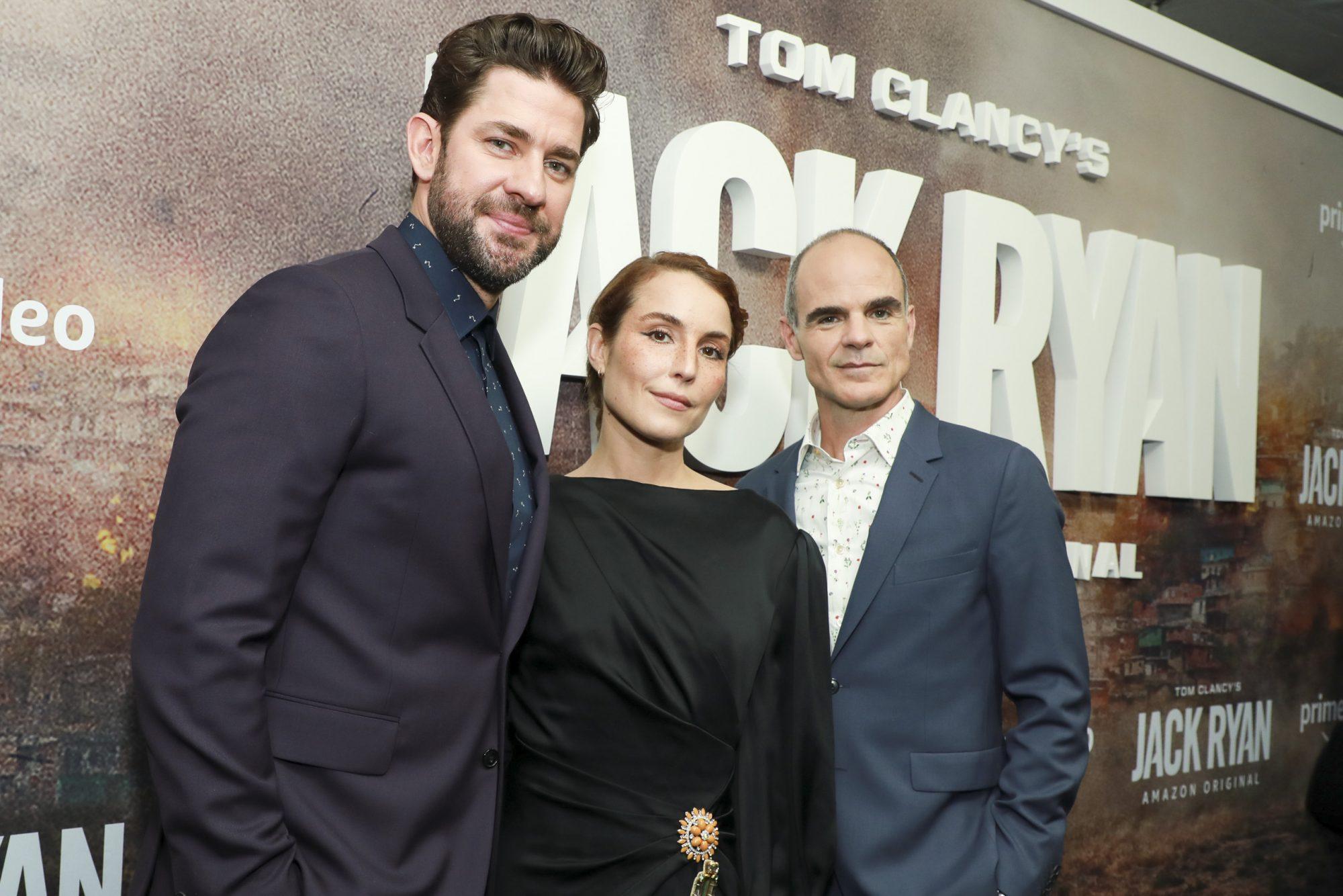 "Tom Clancy's ""Jack Ryan"" Season Two Premiere"
