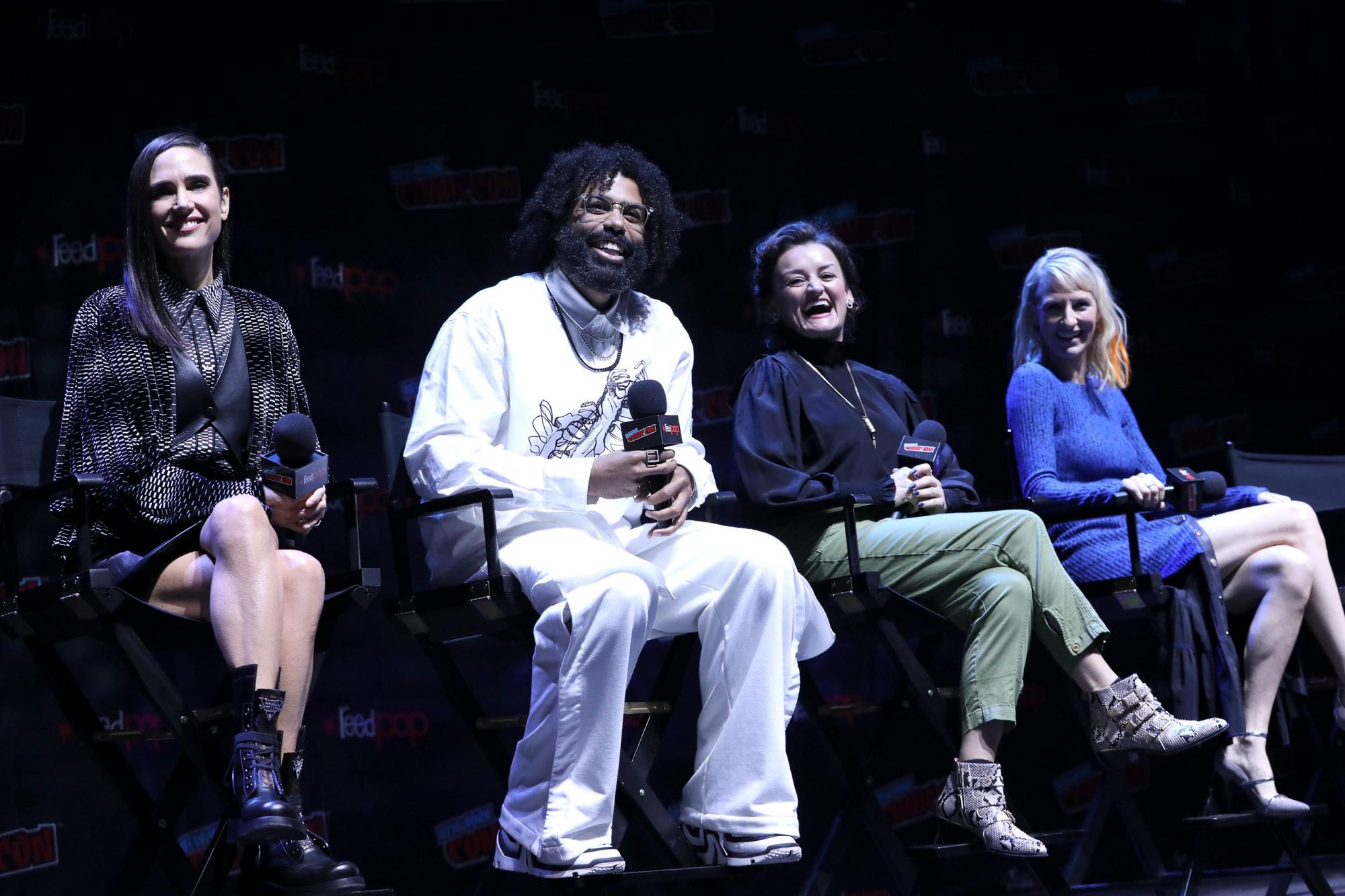 """Snowpiercer"" At New York Comic Con 2019"