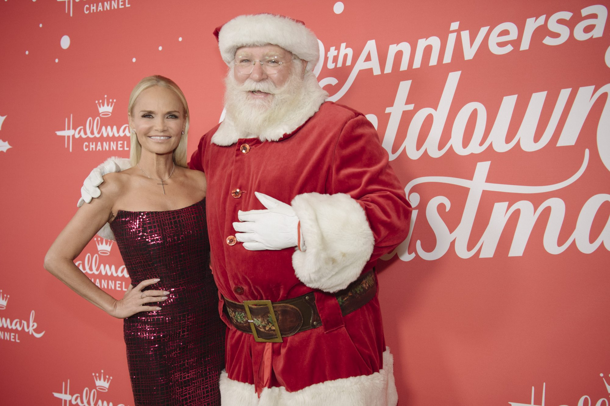 "Los Angeles Special Screening Of Hallmark Channel's ""A Christmas Love Story"""