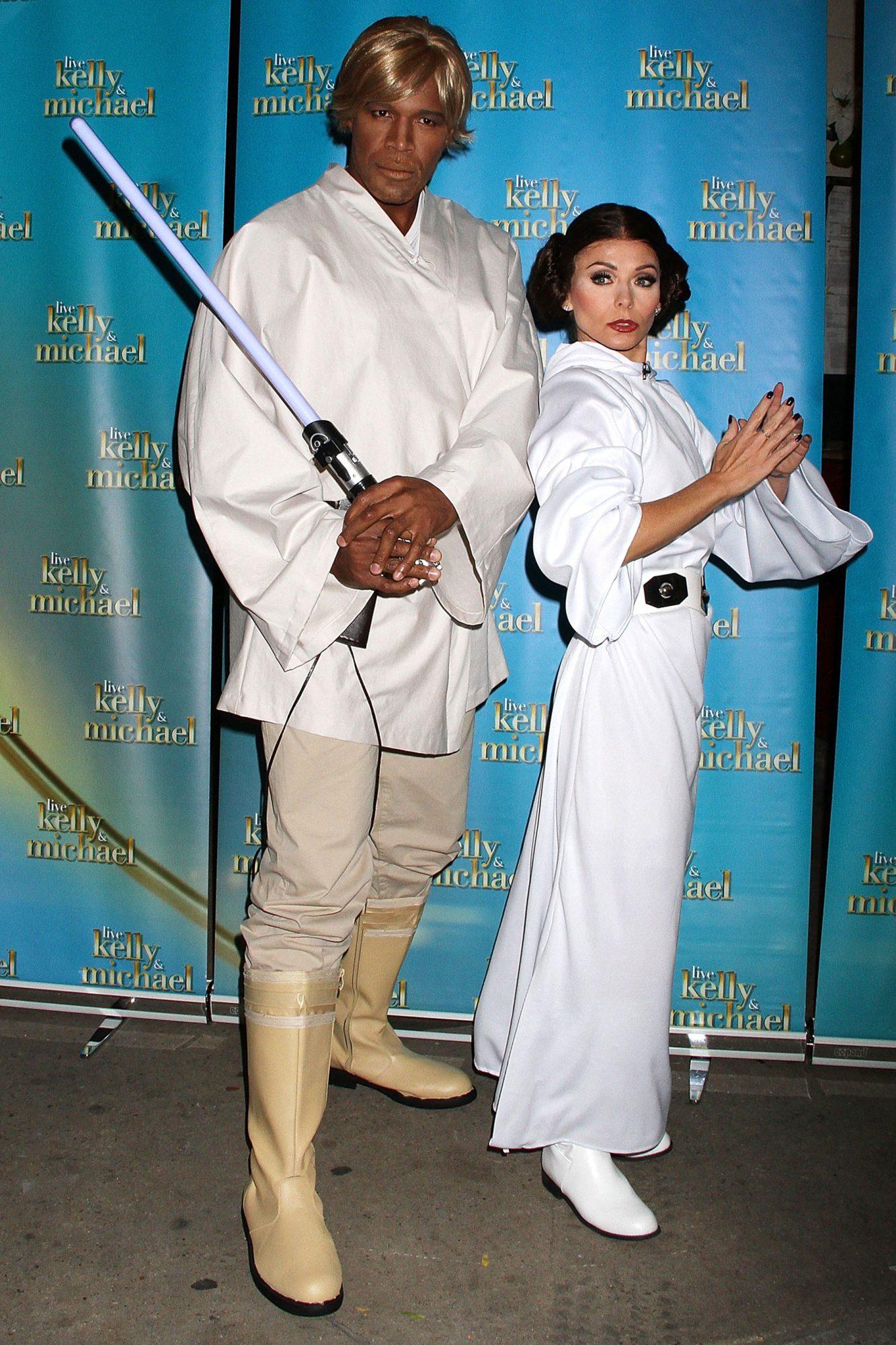 Kelly & Michael LIVE's 2015 Halloween Show