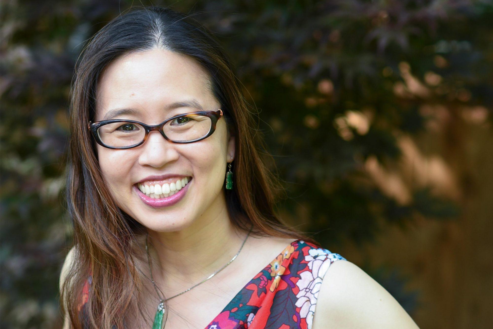 Grace Lin author photoPhoto credit: Danielle Tait