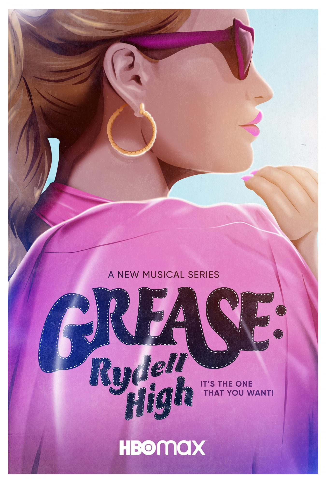 Grease Rydell High