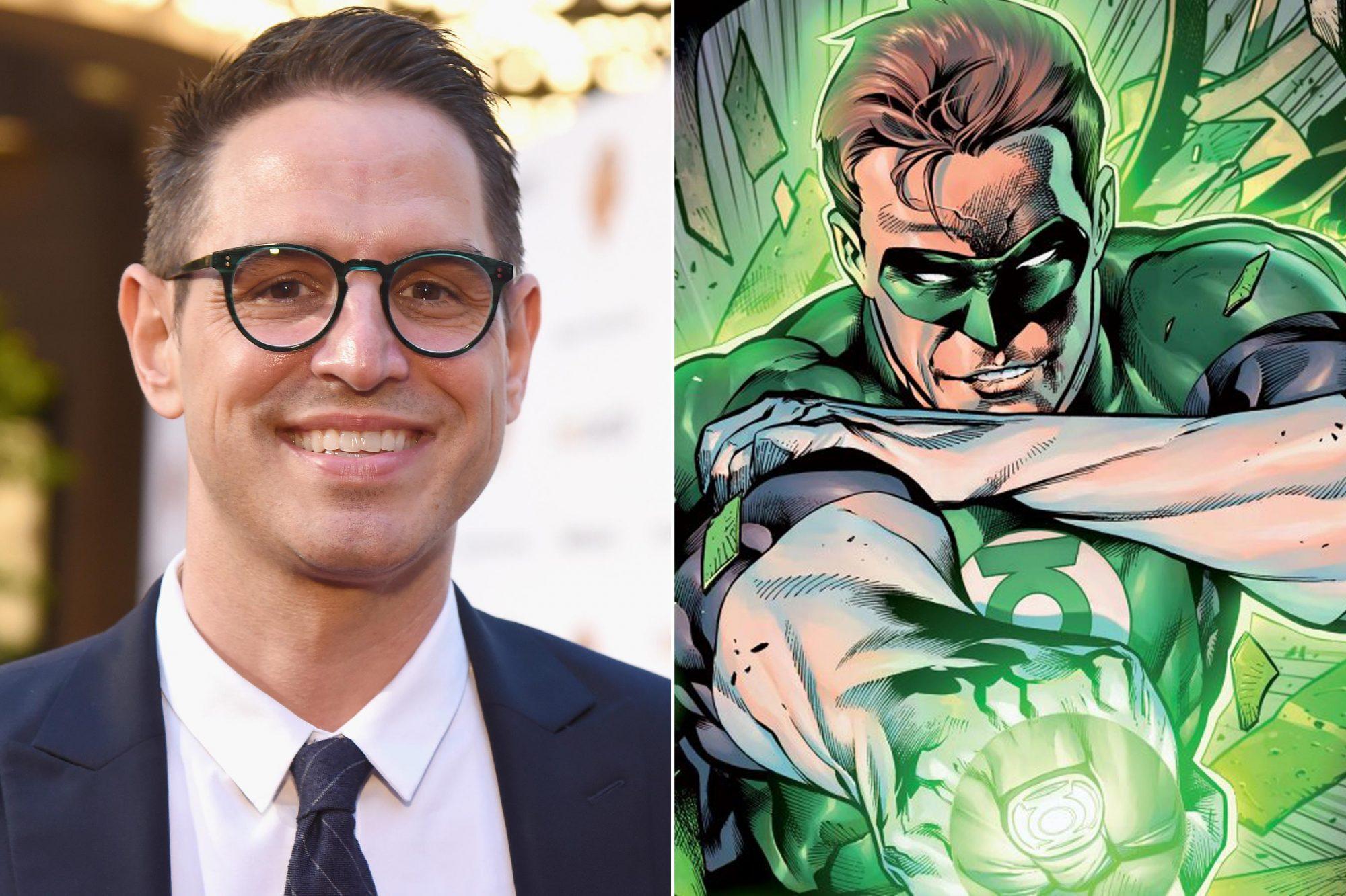 Greg Berlanti, Green Lantern