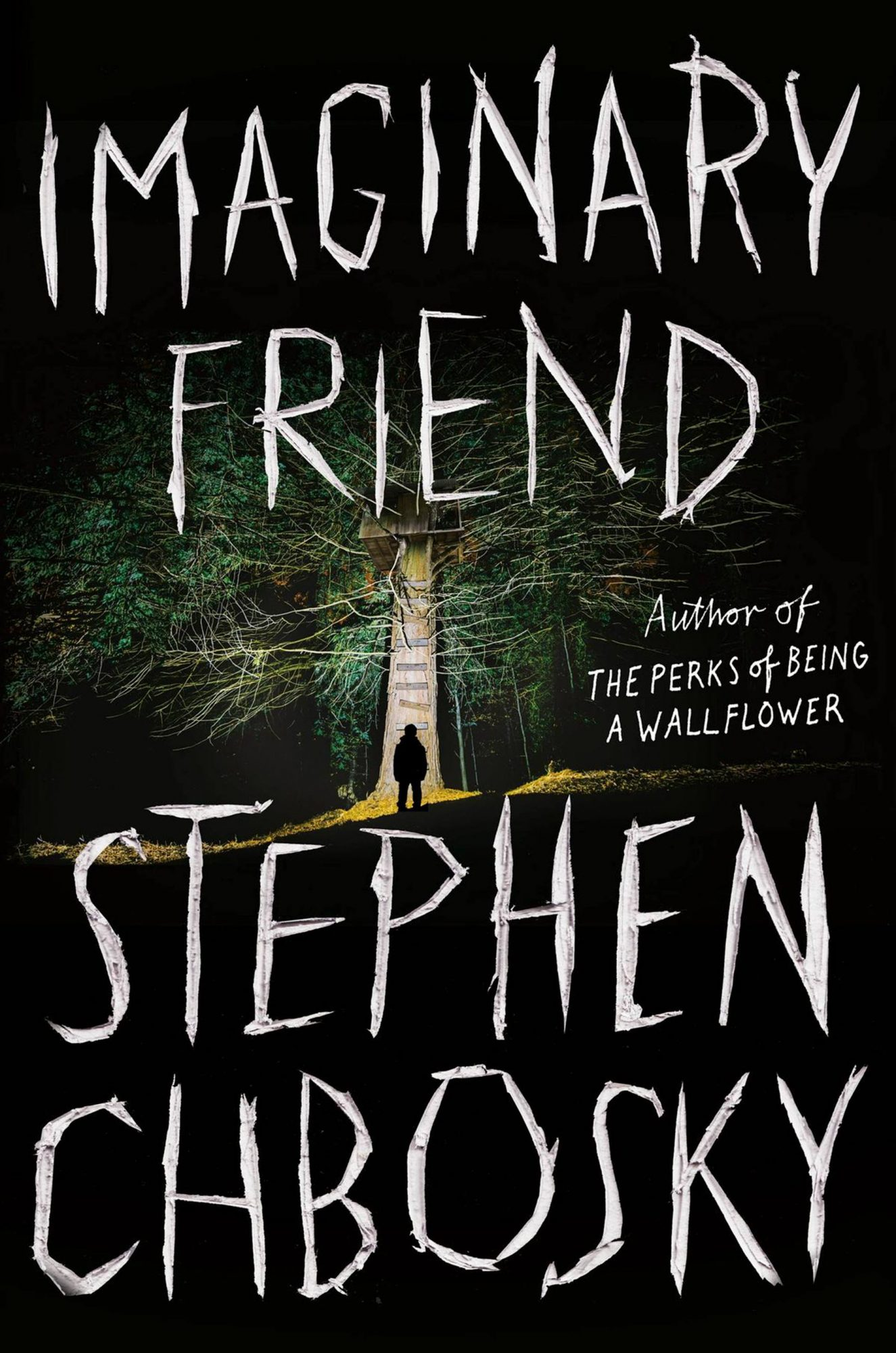 Imaginary Friend by Stephen Chbosky CR: Grand Central Publishing