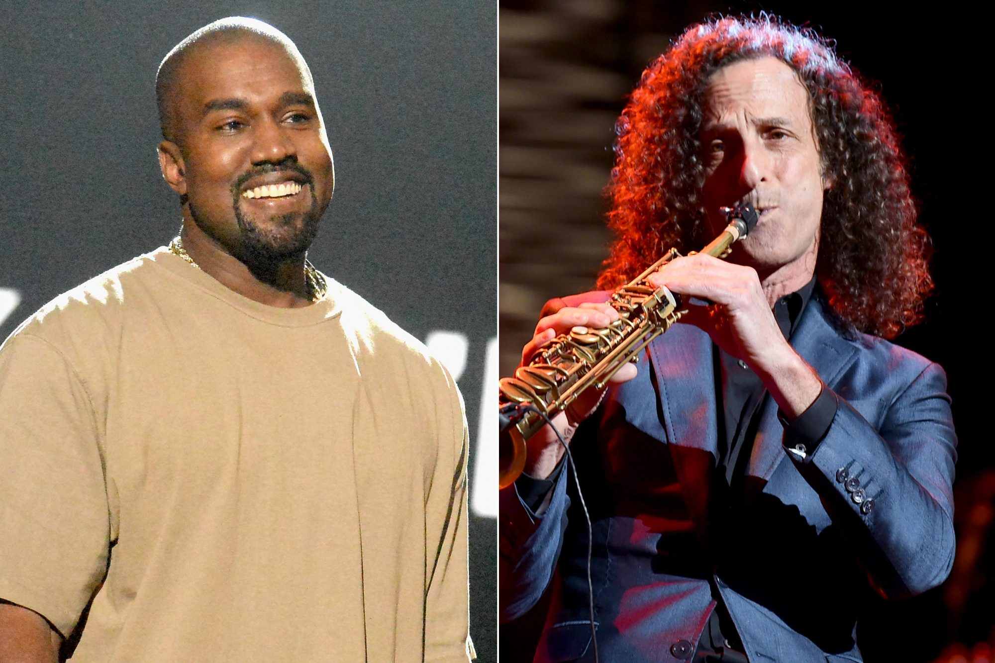 Kanye West / Kenny G