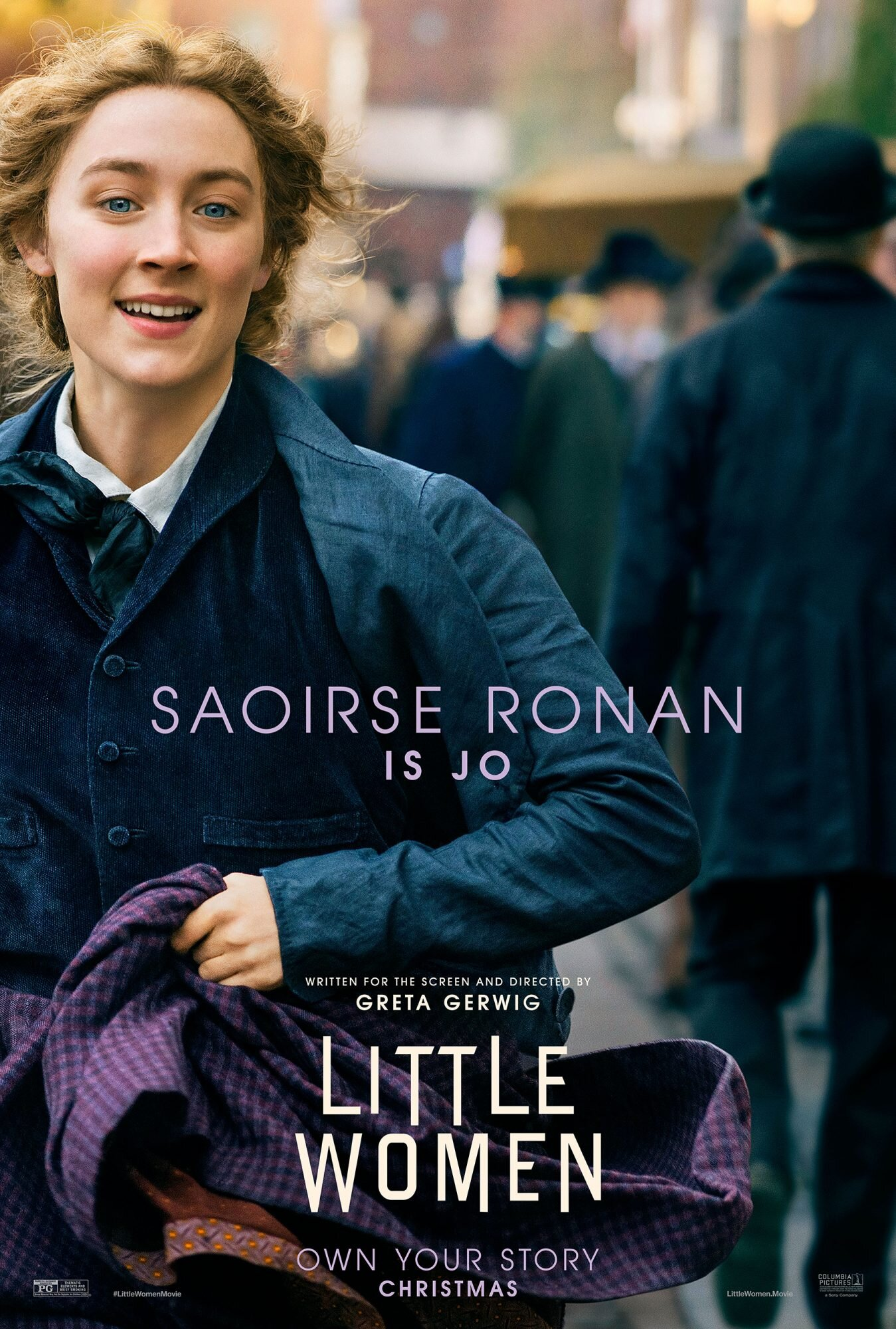 Little Women posters assemble Saoirse Ronan, Meryl Streep ...