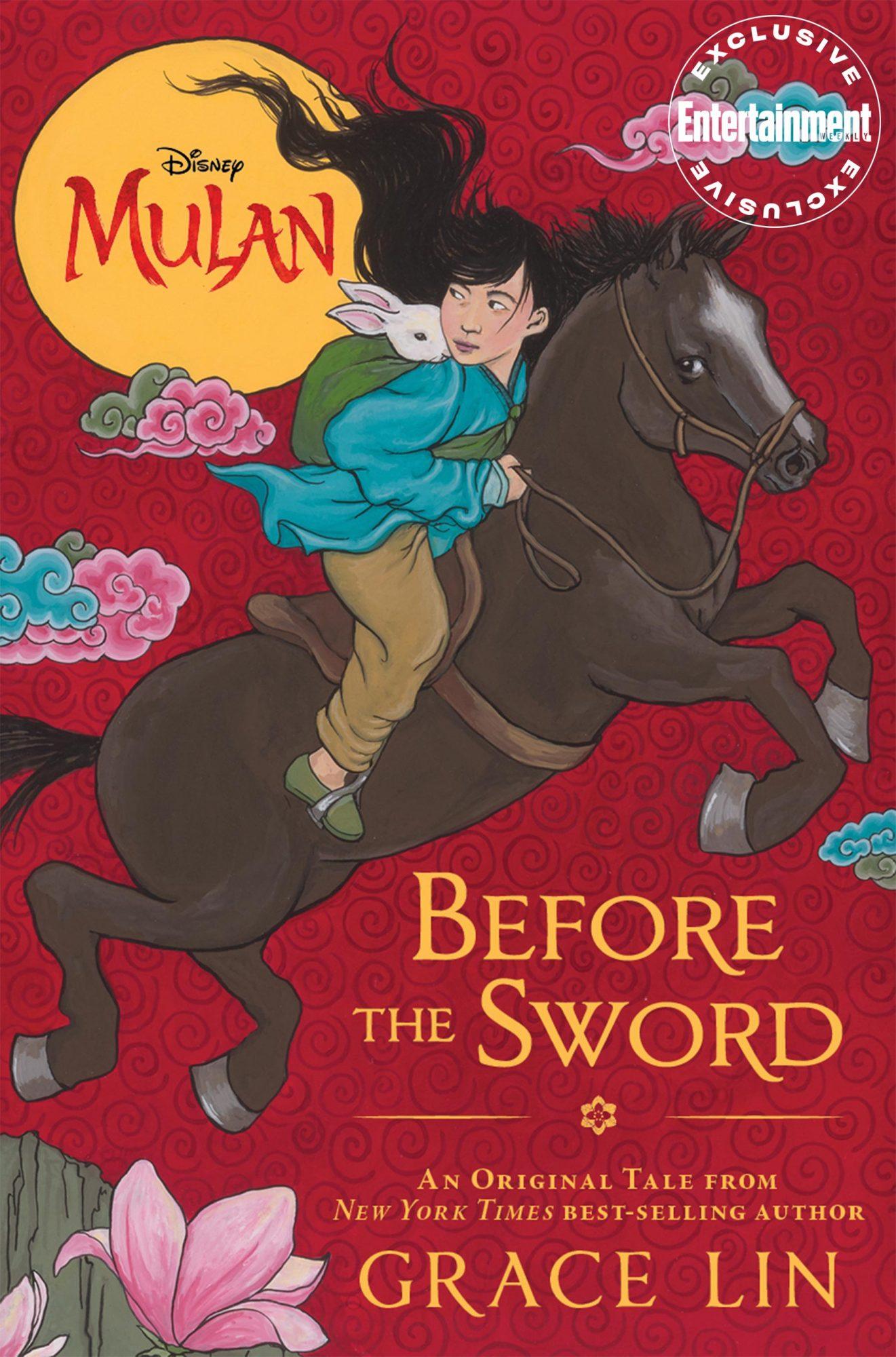 Mulan Before the Sword by Grace Lin CR: Disney