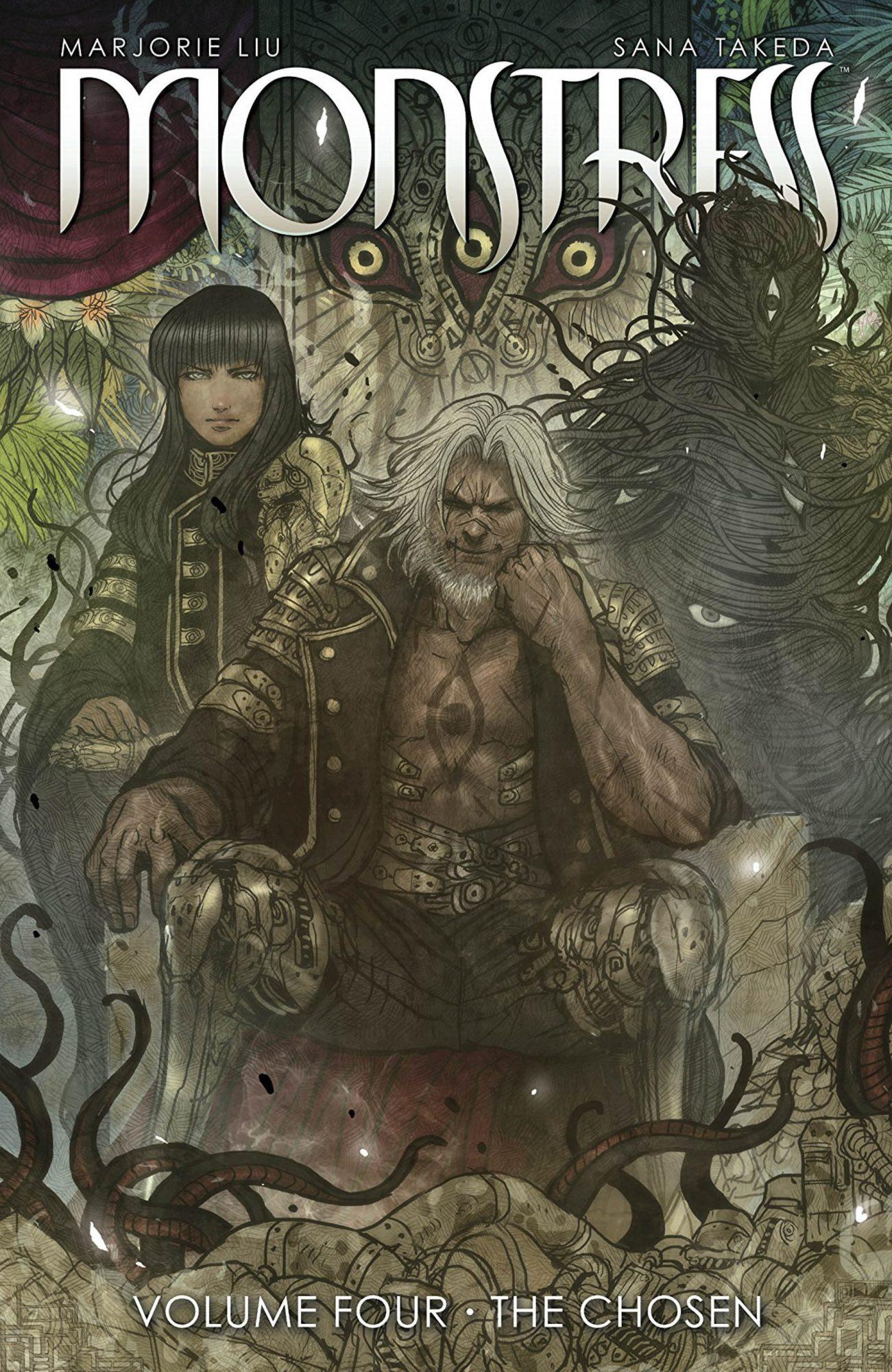 Monstress CR: Image Comics