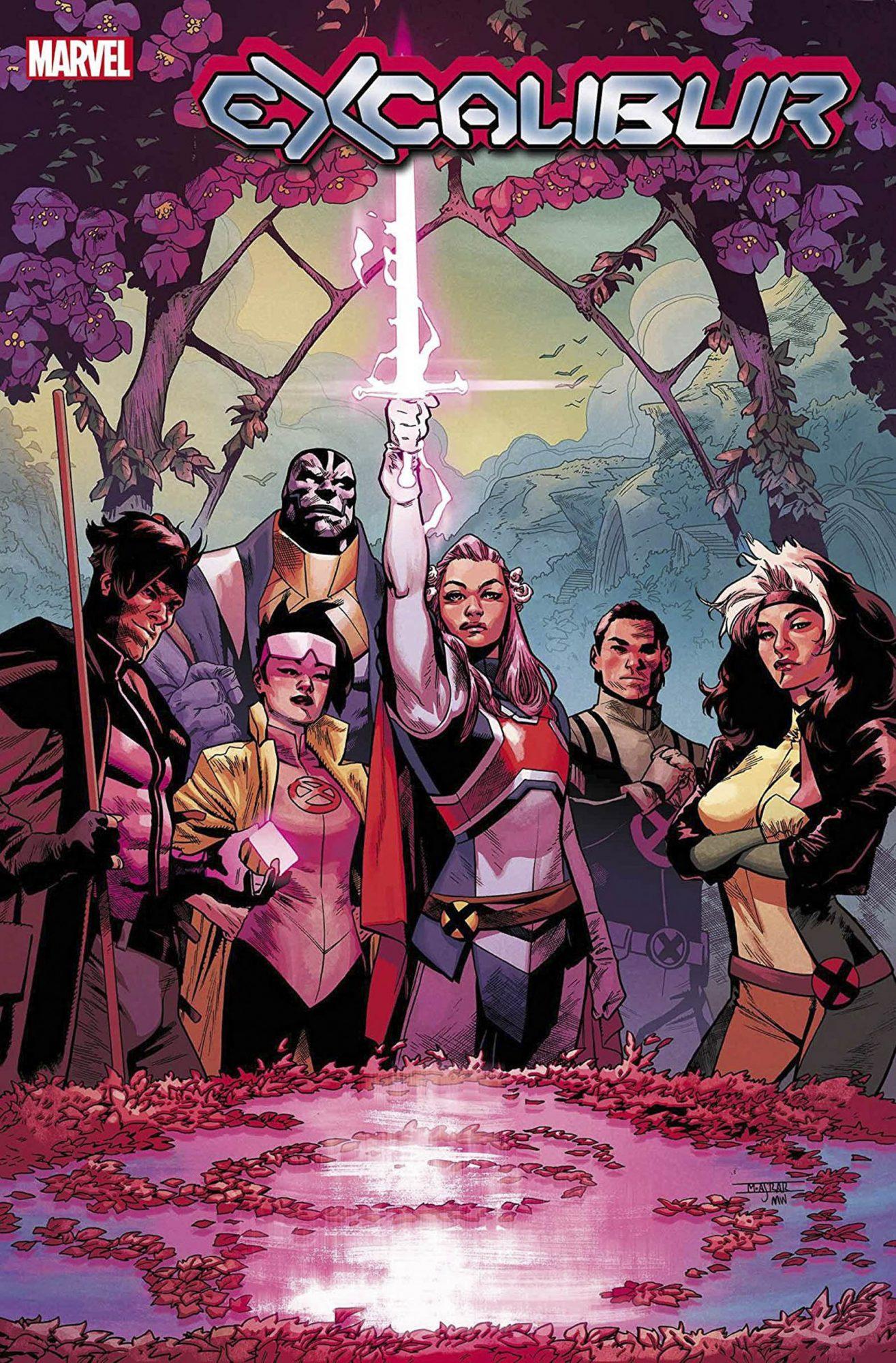 Excalibur CR: Marvel Comics