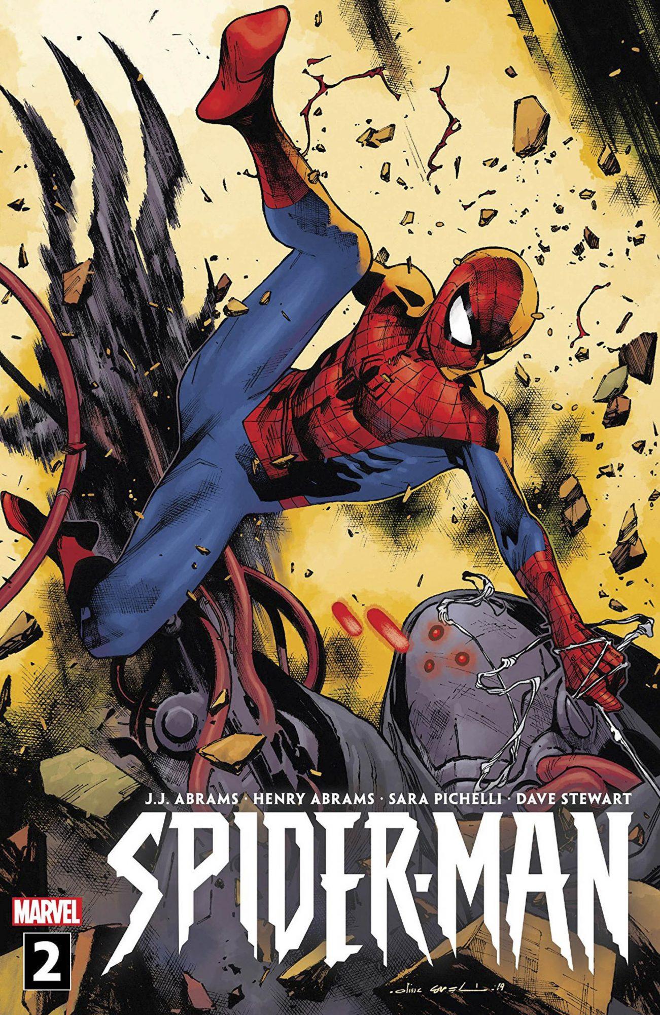 Spider-Man CR: Marvel