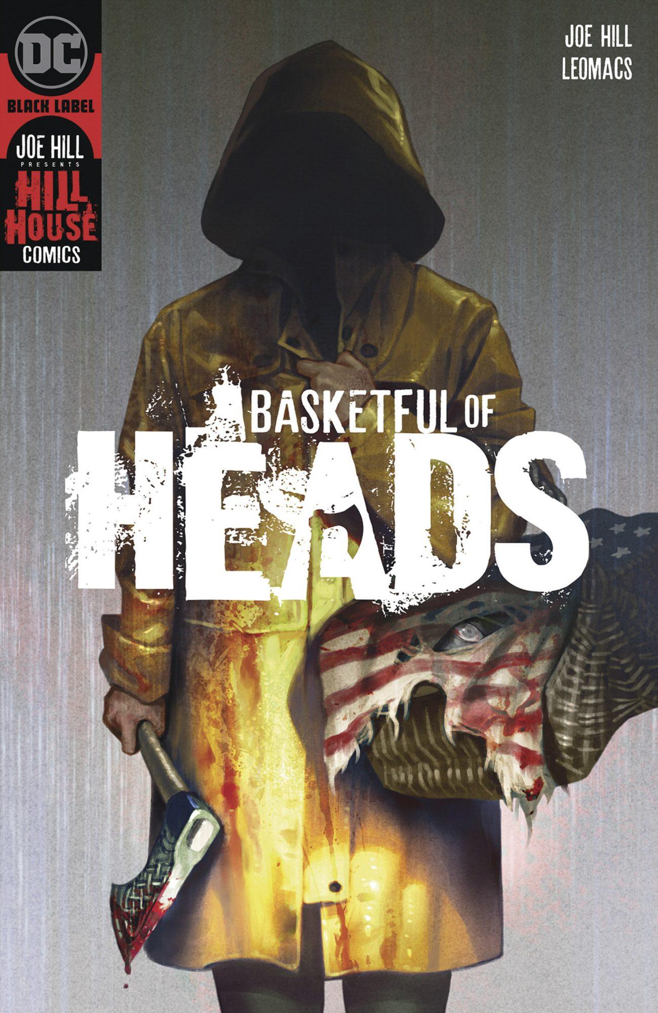 Basketful of Heads CR: DC Comics