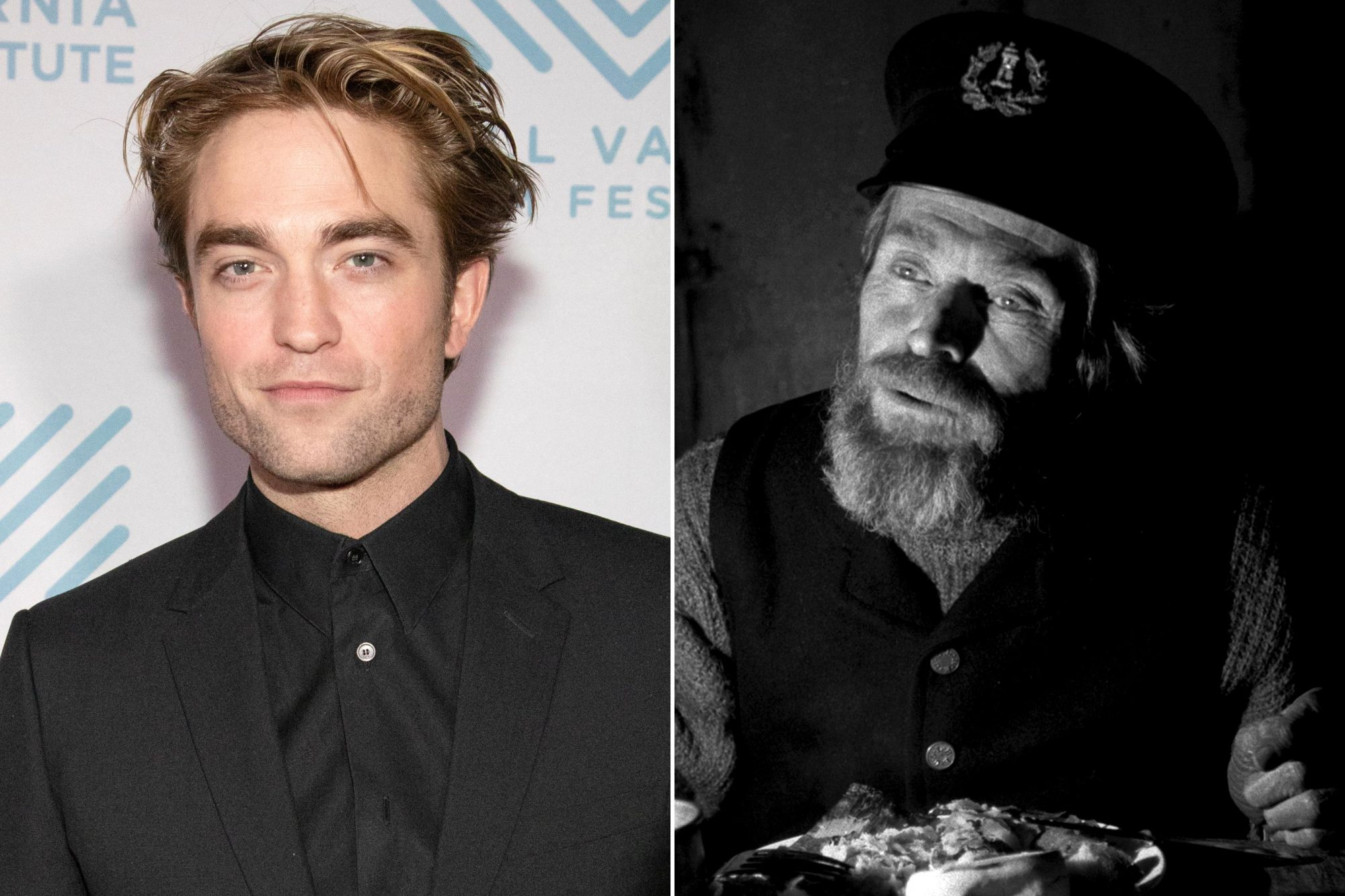 Robert Pattinson; The Lighthouse
