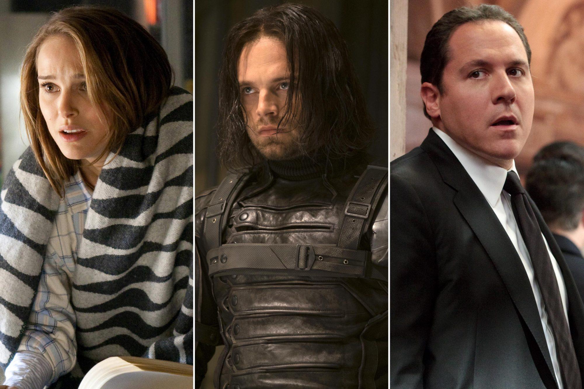 Natalie Portman; Sebastian Stan; Jon Favreau