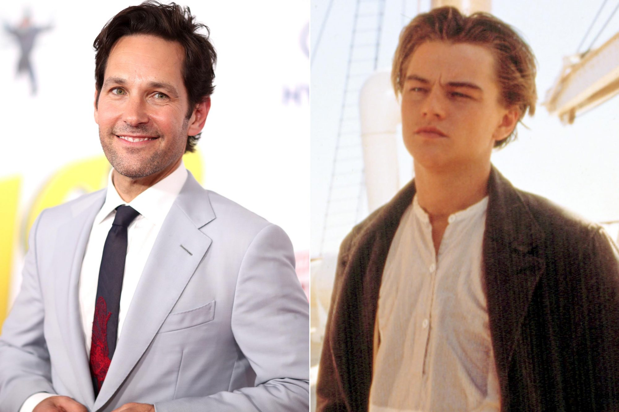 Paul Rudd / TITANIC