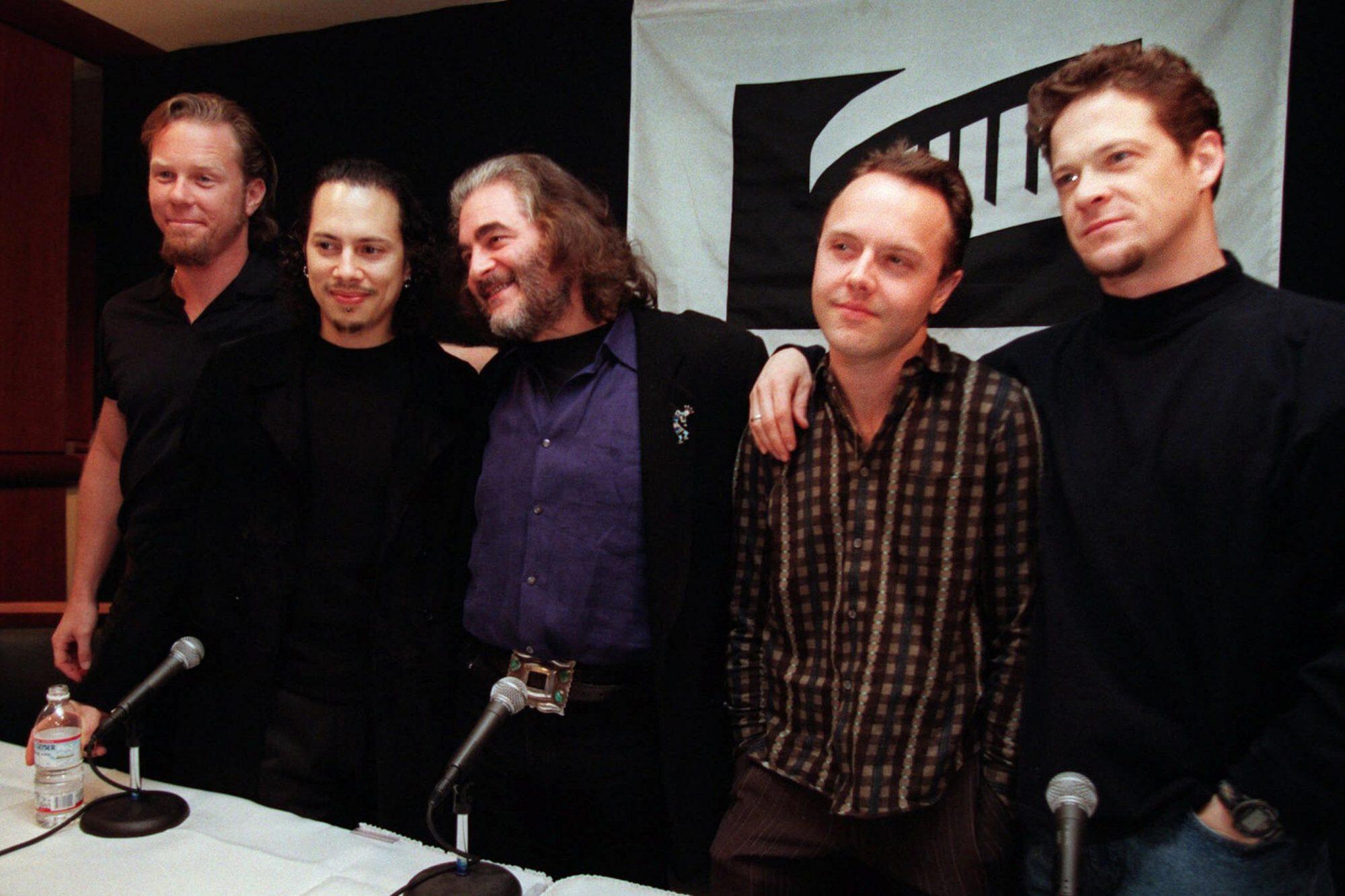 Metallica and Michael Kamen