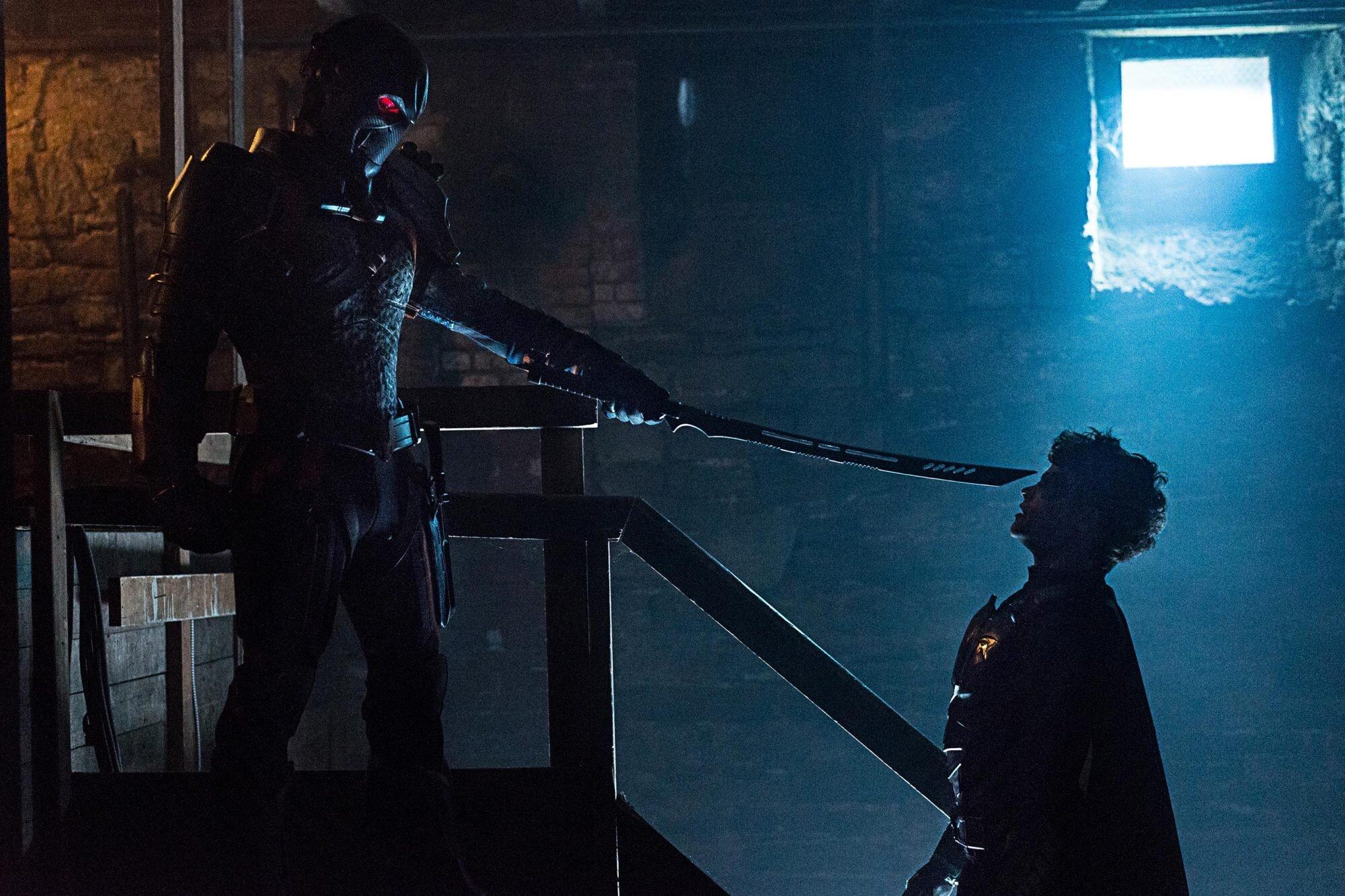 Titans Recap Season 2 Episode 5 Ew Com