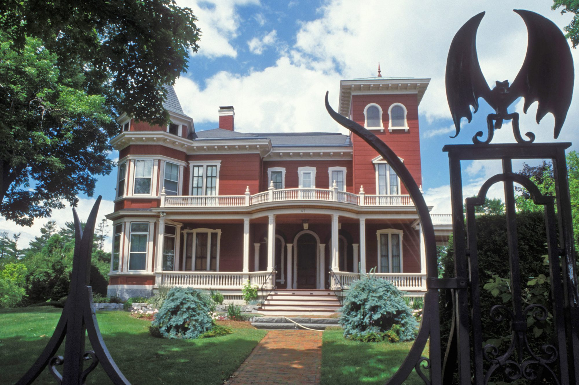 Stephen King Home