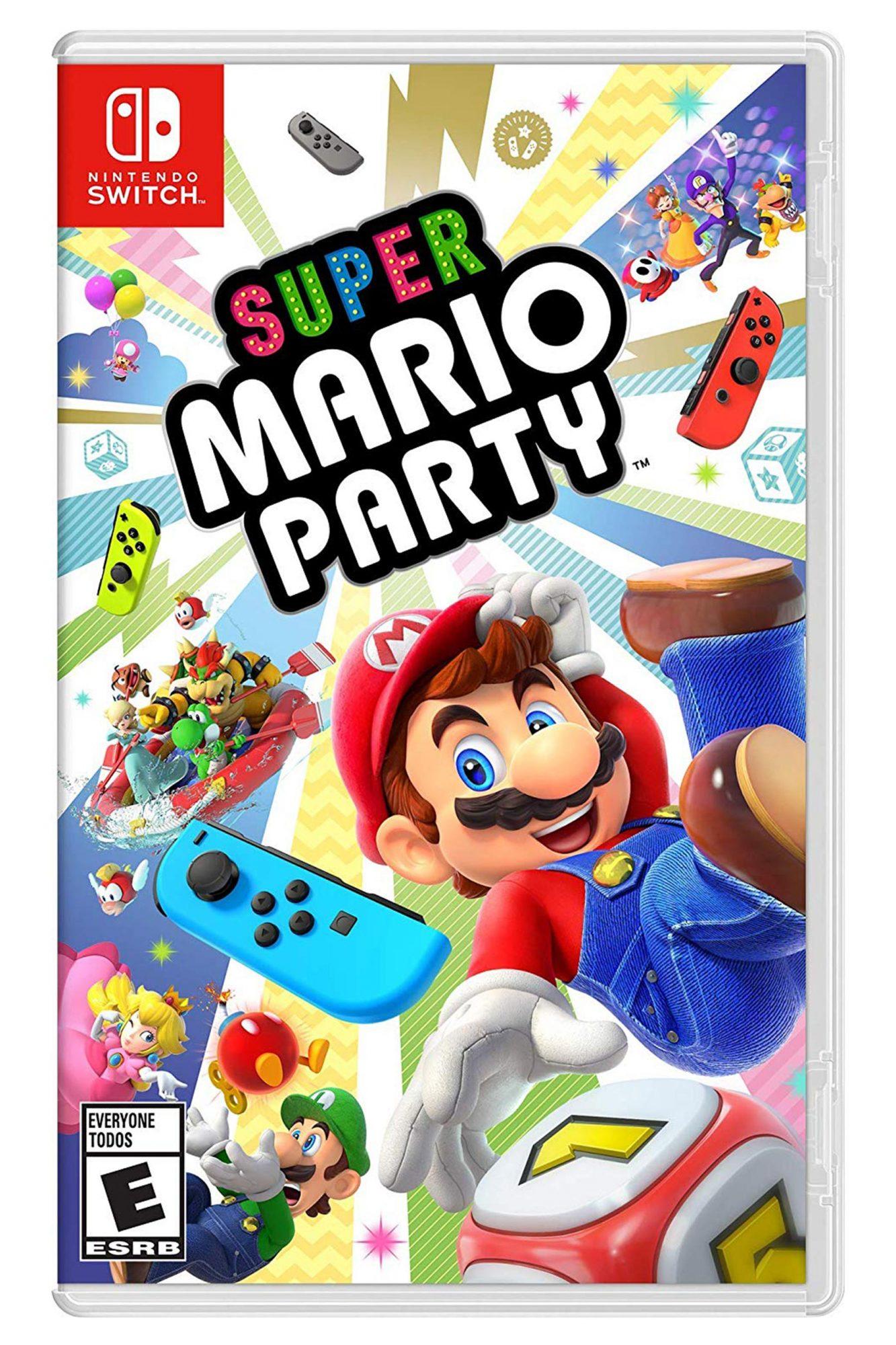 Nintendo S Mario Day Sale Deals On Nintendo Switch Games Ew Com