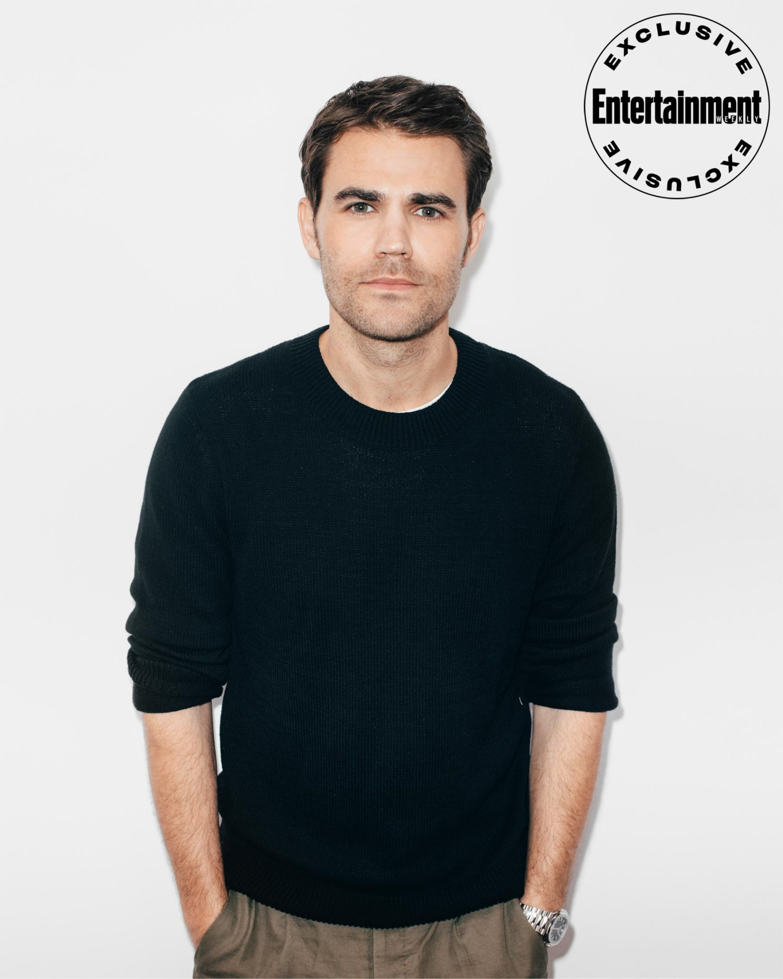 Paul Wesley from Tell Me a Story