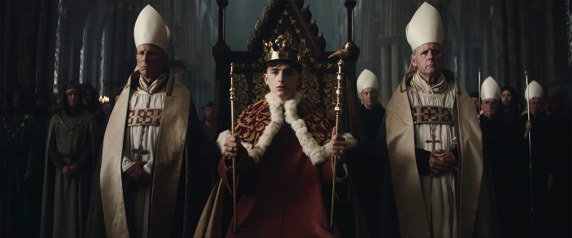 Timothee Chalamet - The King Netflix
