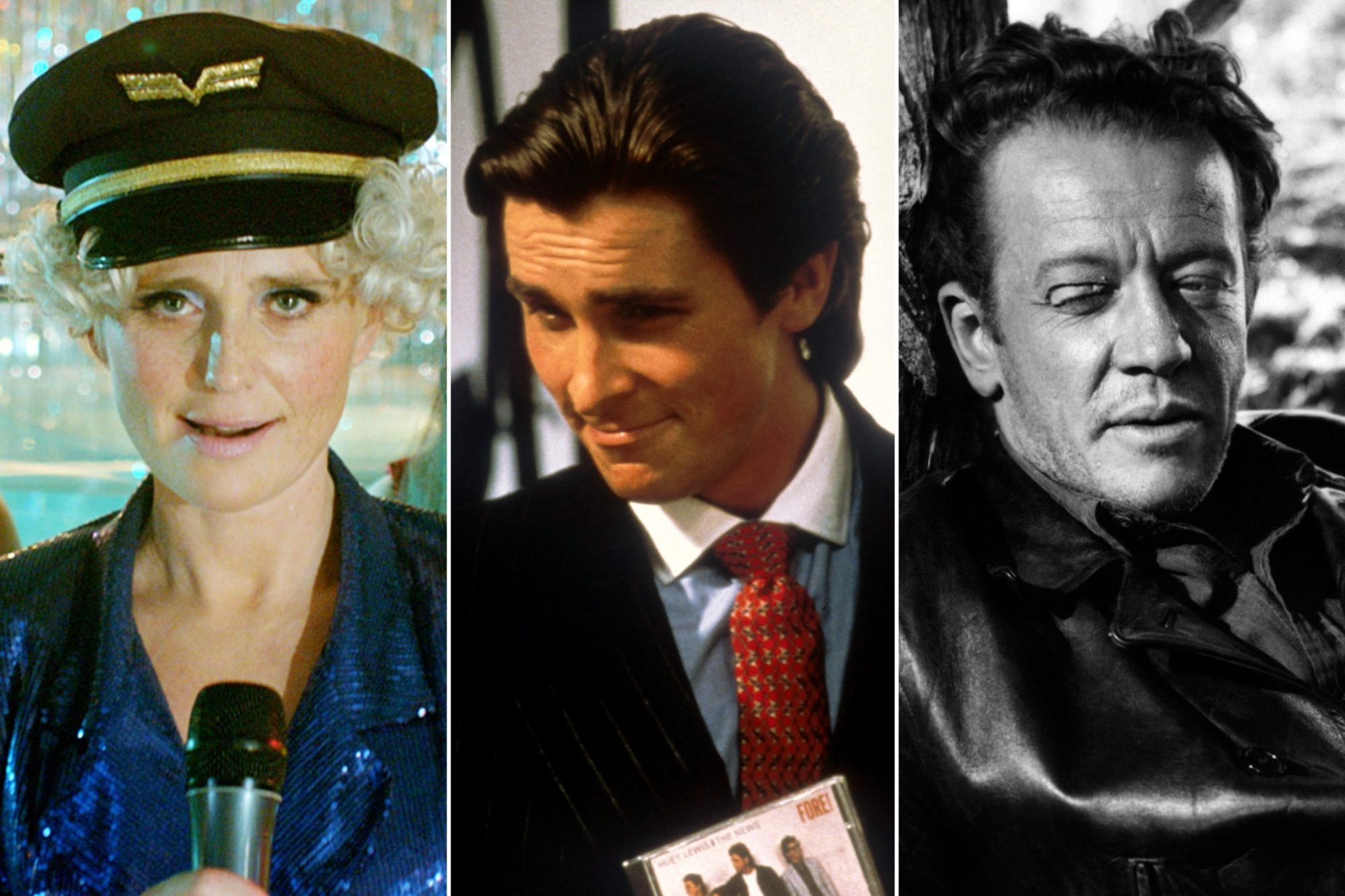 THE LURE; AMERICAN PSYCHO; THE HITCH-HIKER