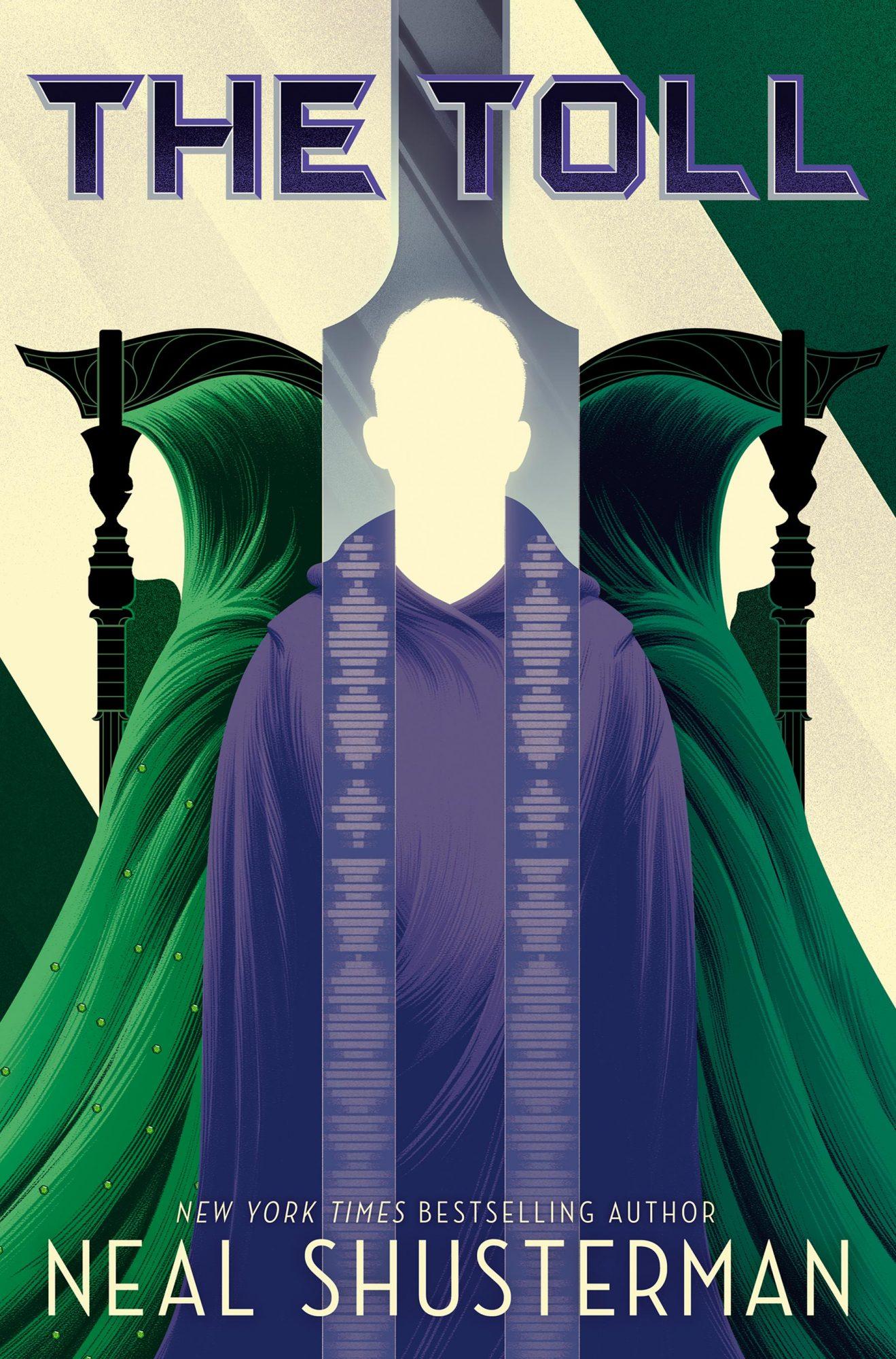 The Toll by Neal ShustermanCR: Simon & Schuster Children's Publishing