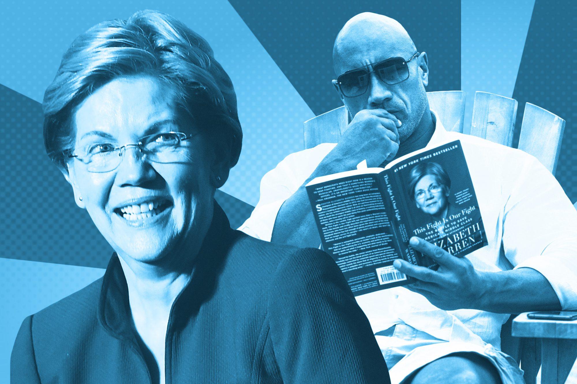 Elizabeth Warren; Ballers