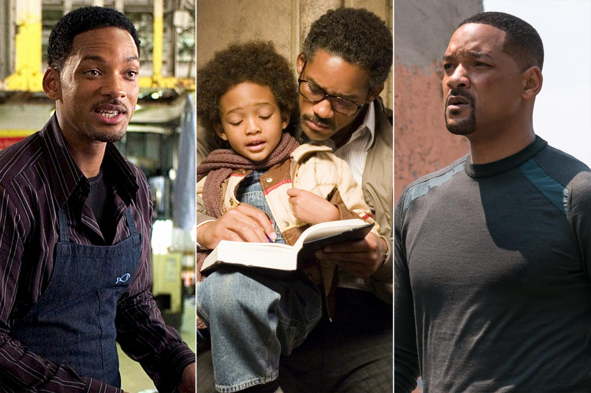 HITCH, The Pursuit of Happyness, BAD BOYS FOR LIFE