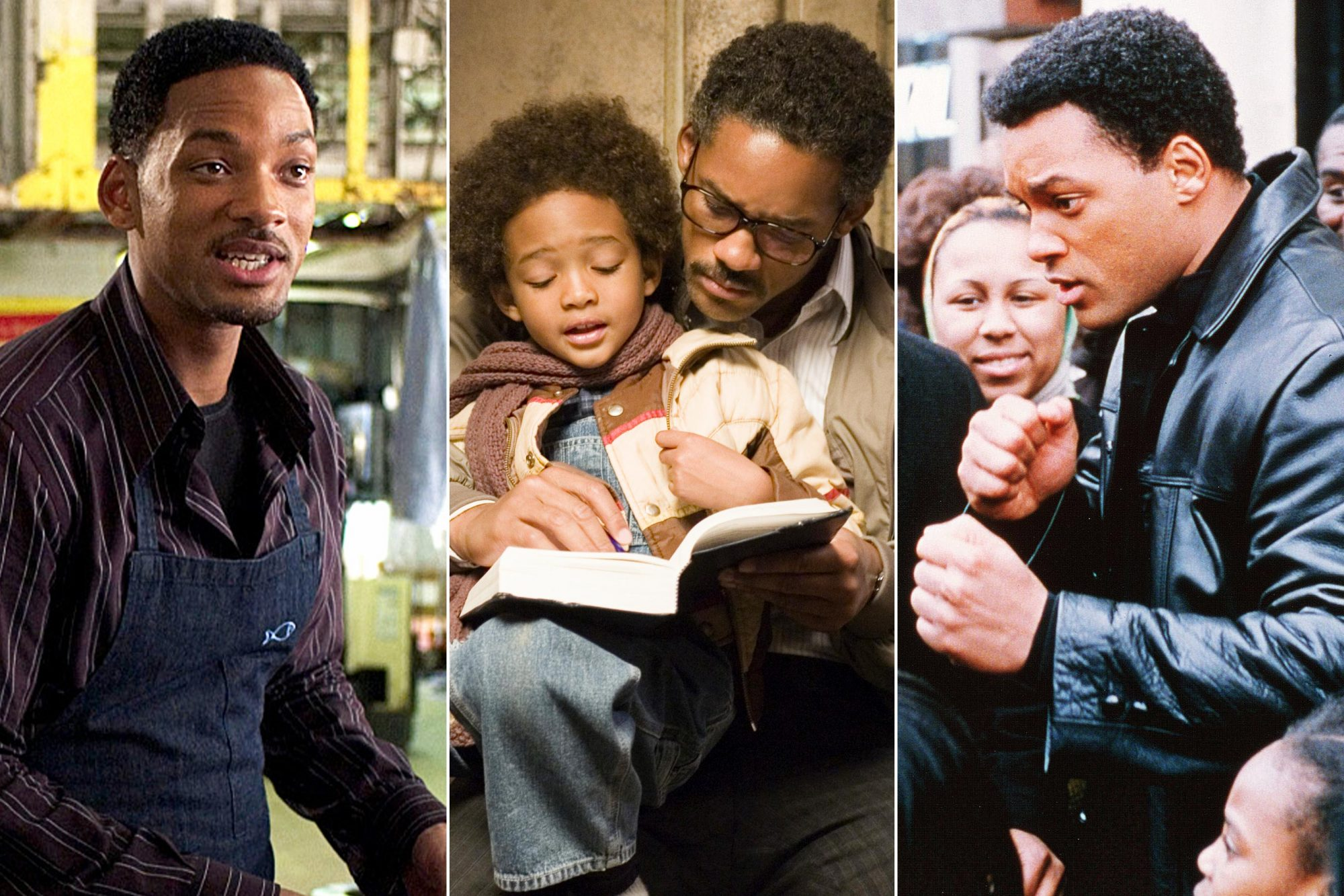 The Pursuit of Ranking Will Smith's Performances