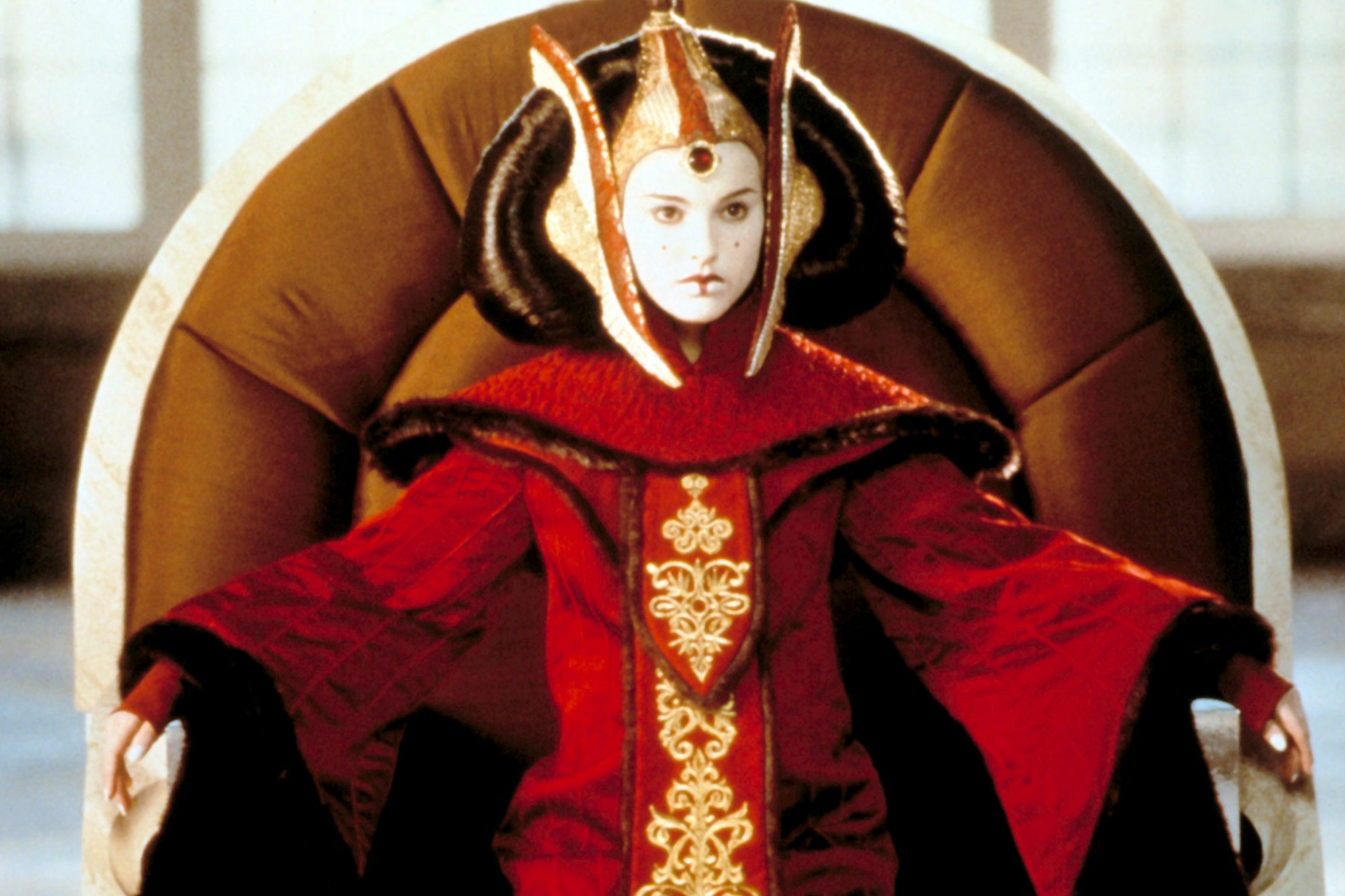 STAR WARS: Episode I Phantom Menace, Natalie Portman, 1999