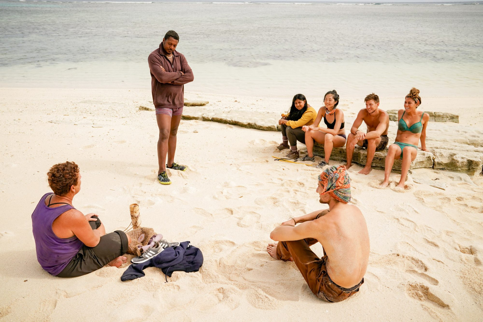 SURVIVOR: Island of Idols