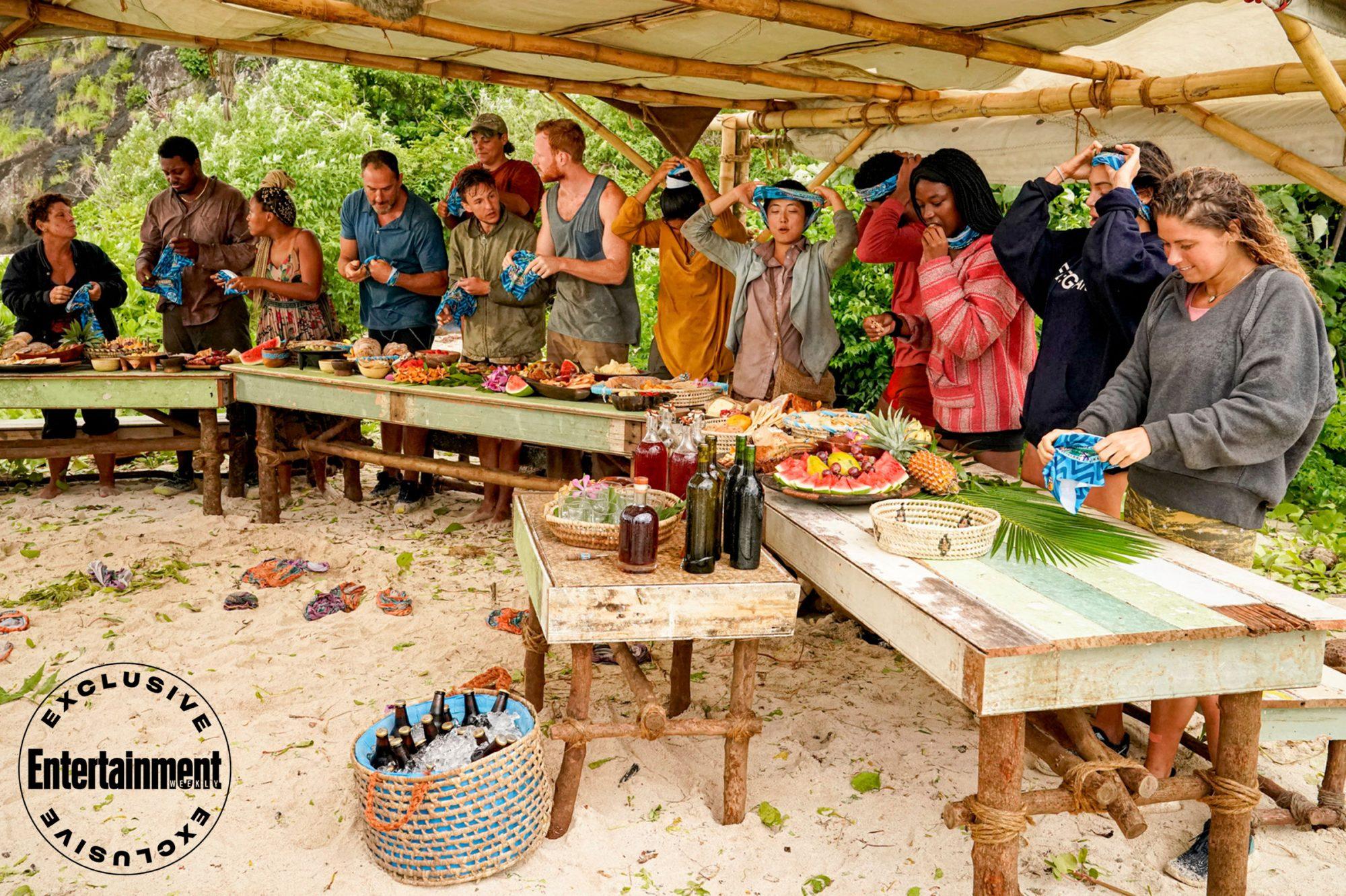 SURVIVOR: Island of Idols