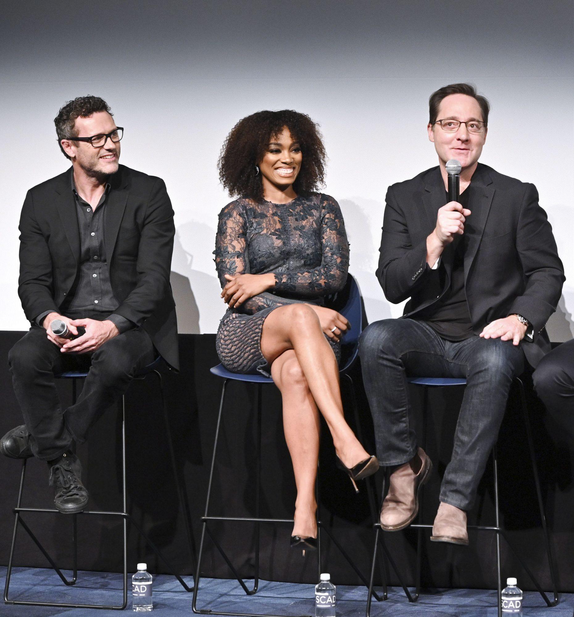 "22nd SCAD Savannah Film Festival - Amazon Prime Video's ""The Man In The High Castle"" Season Four Premiere Panel"