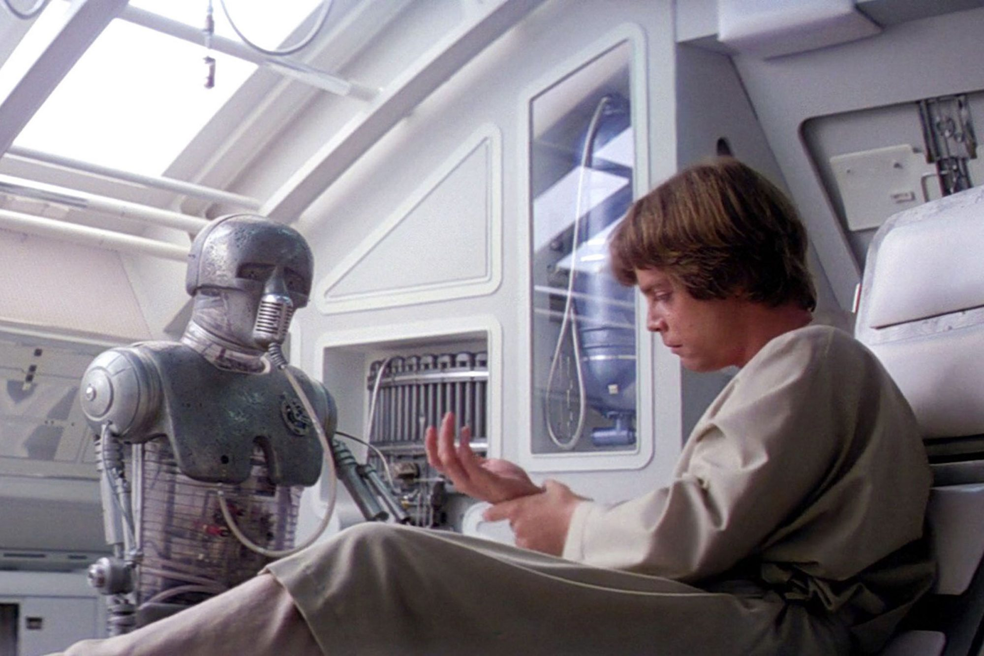 12. 2-1B medical droid (The Empire Strikes Back)