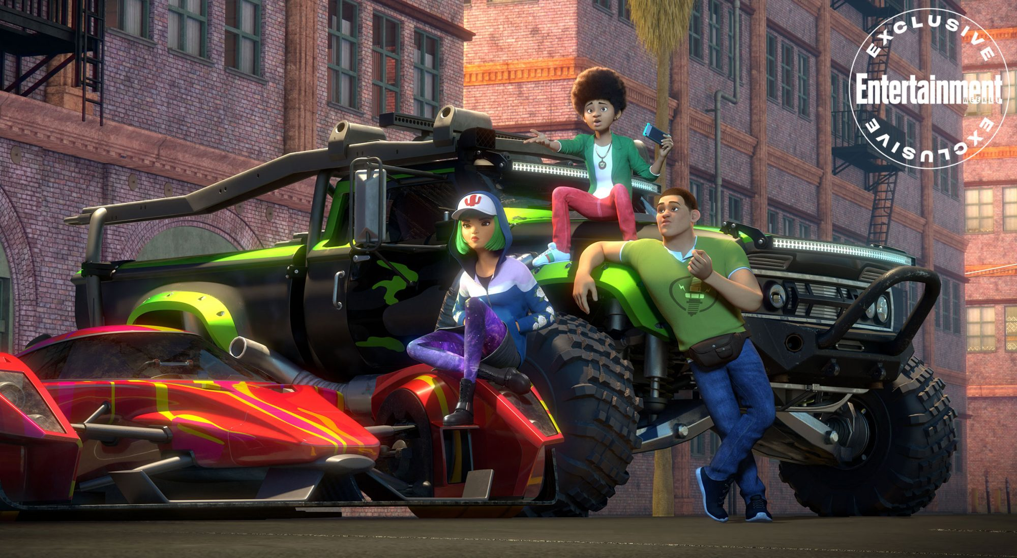 Fast and Furious Spy Racers CR: DreamWorks TV