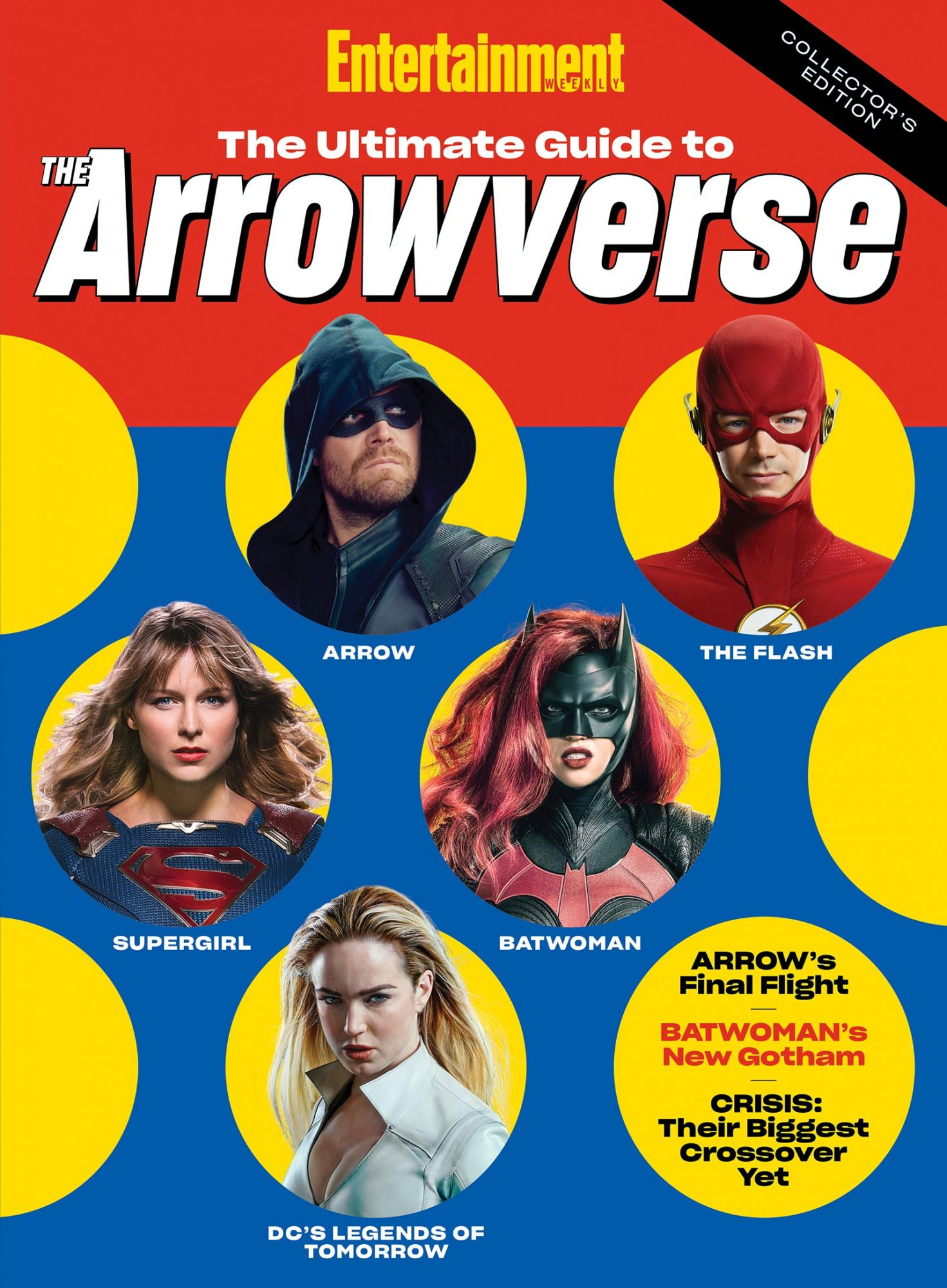 The Ultimate Guide to the Arrowverse
