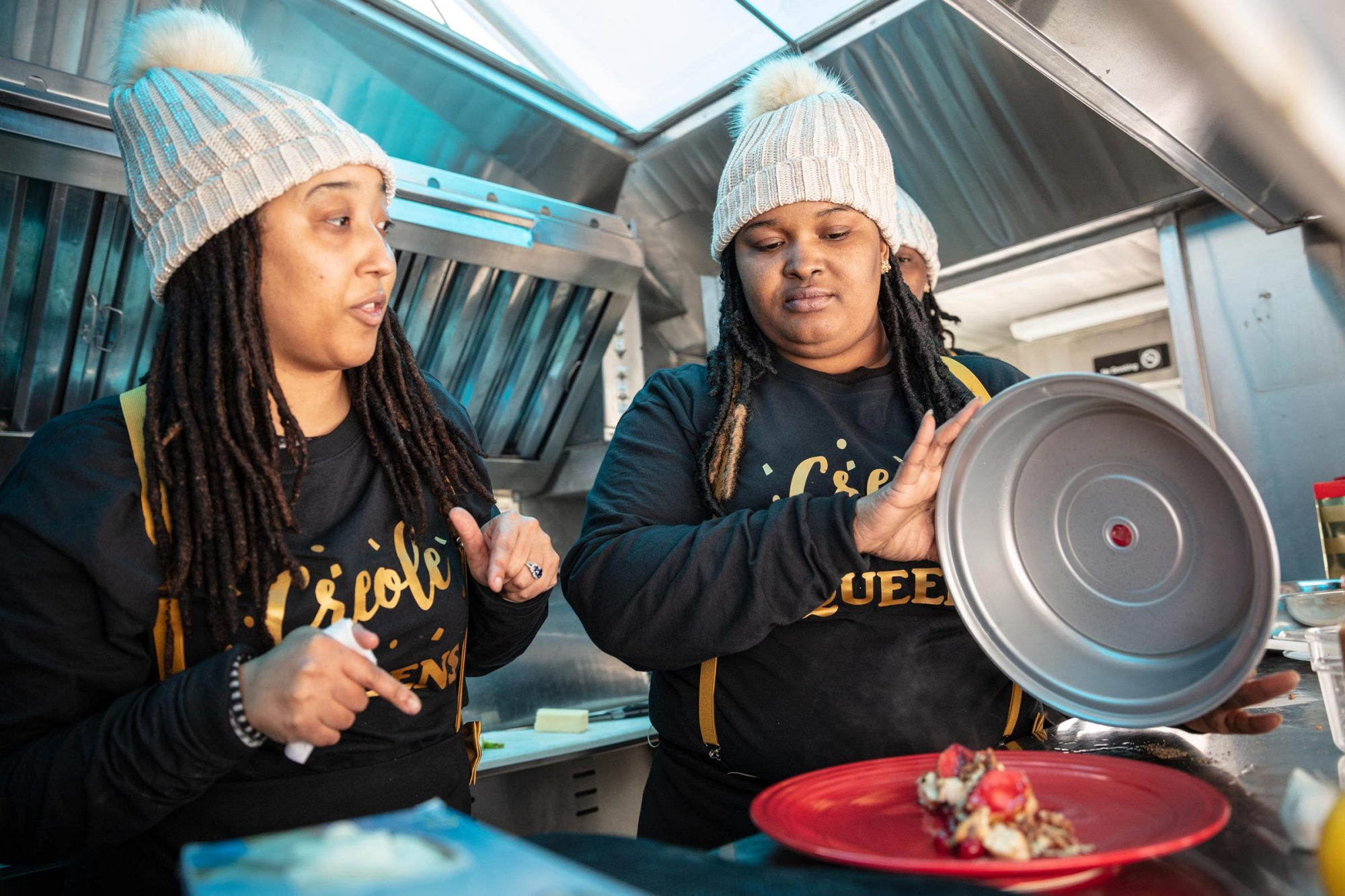 The Great Food Truck Race Holiday Hustle