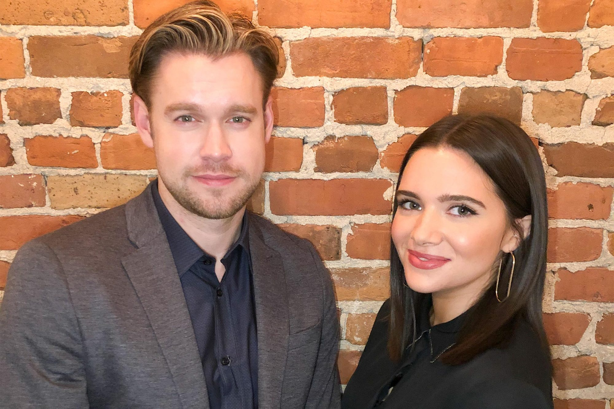 Chord Overstreet and Katie Stevens