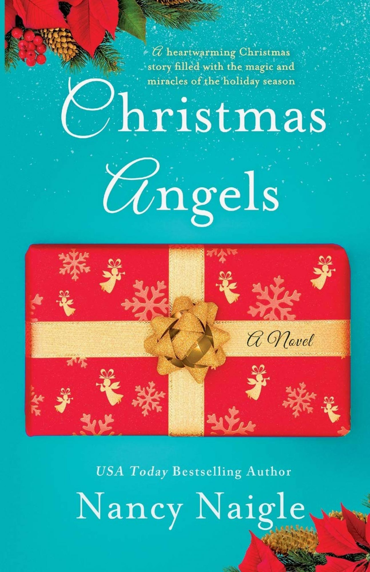 Christmas Angels by Nancy NaiglePublisher: Griffin