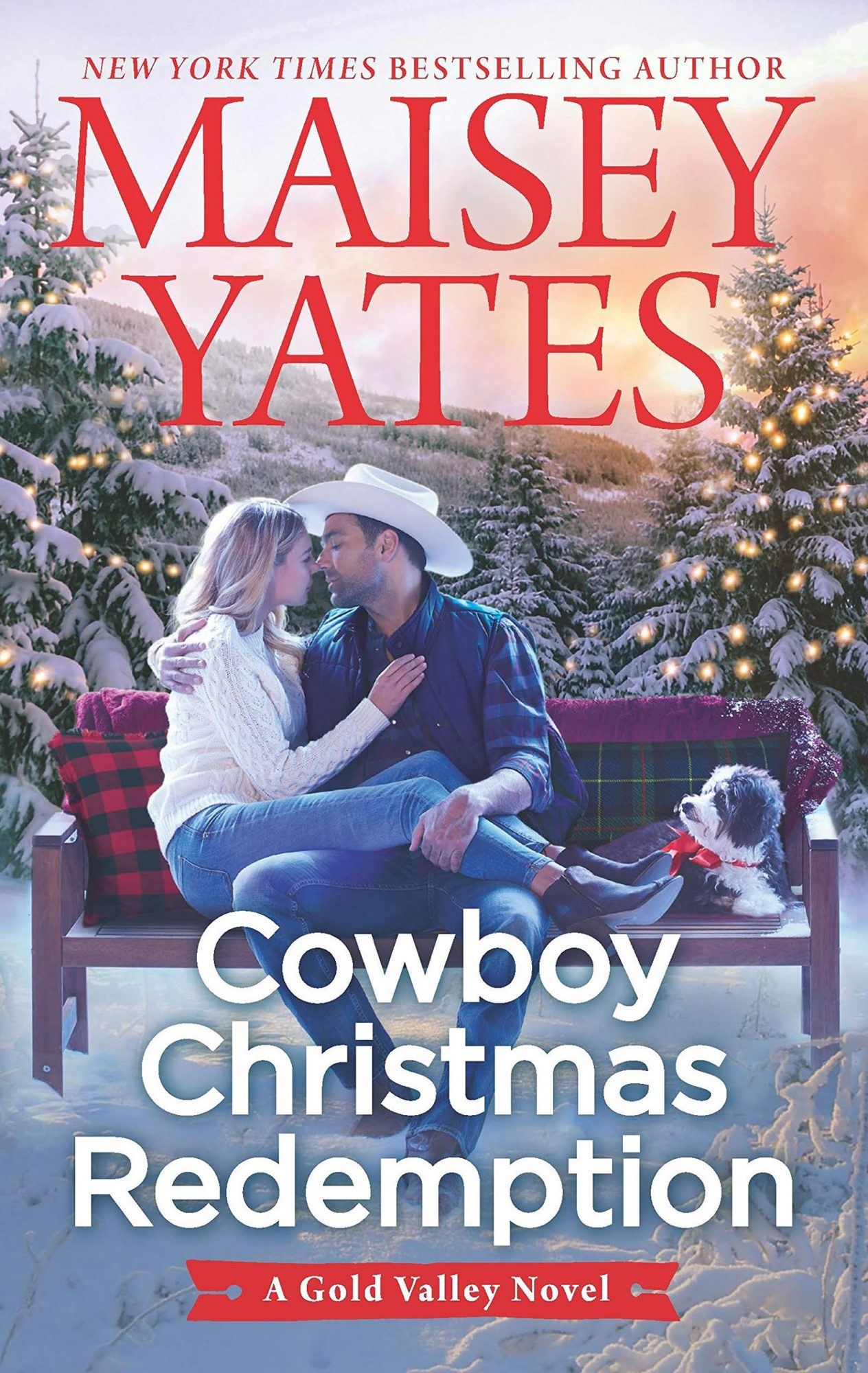 Cowboy Christmas Redemption by Maisey YatesPublisher: HQN