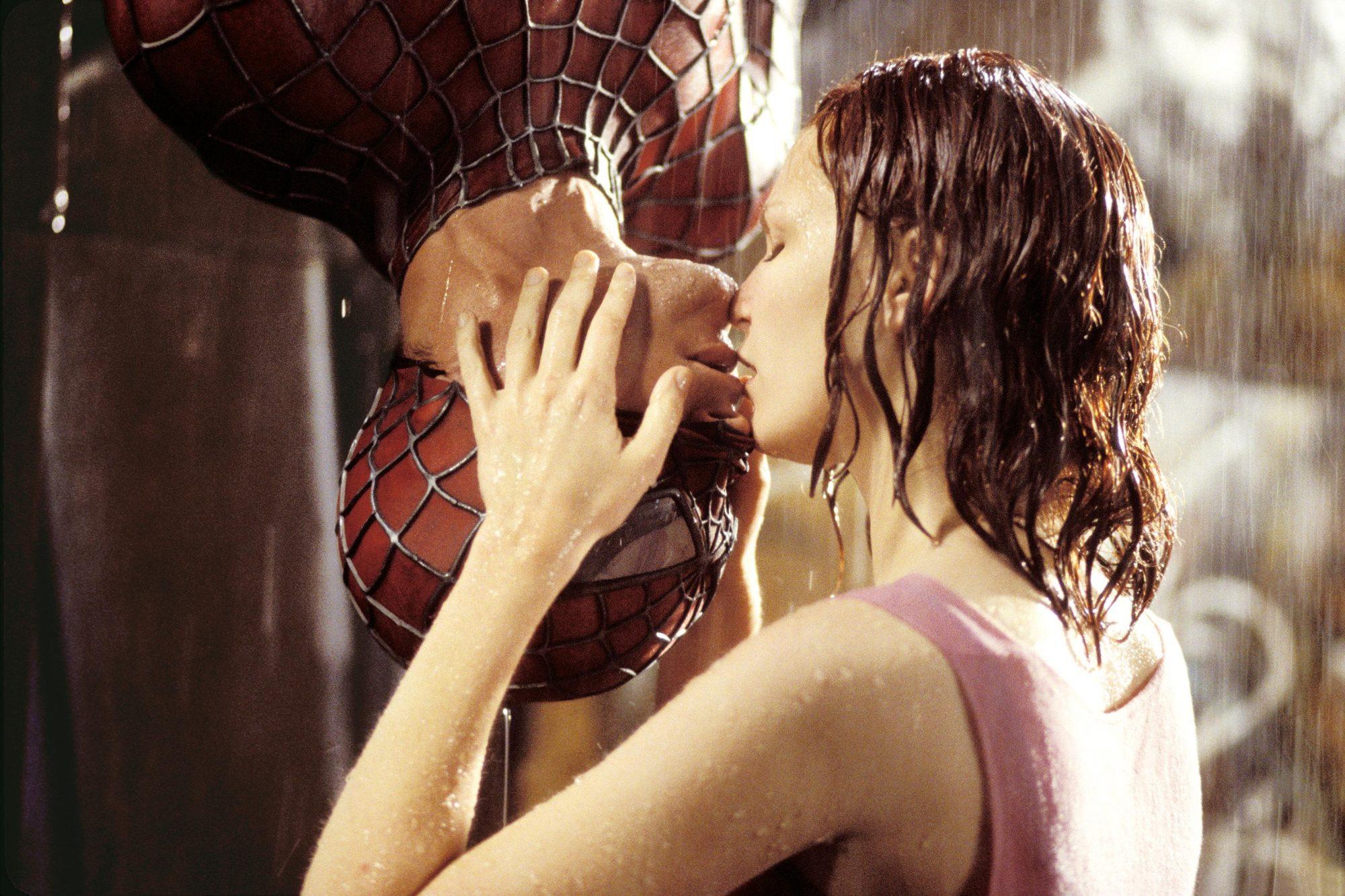 Spider-Man (2002)Tobey Maguire and Kirsten Dunst