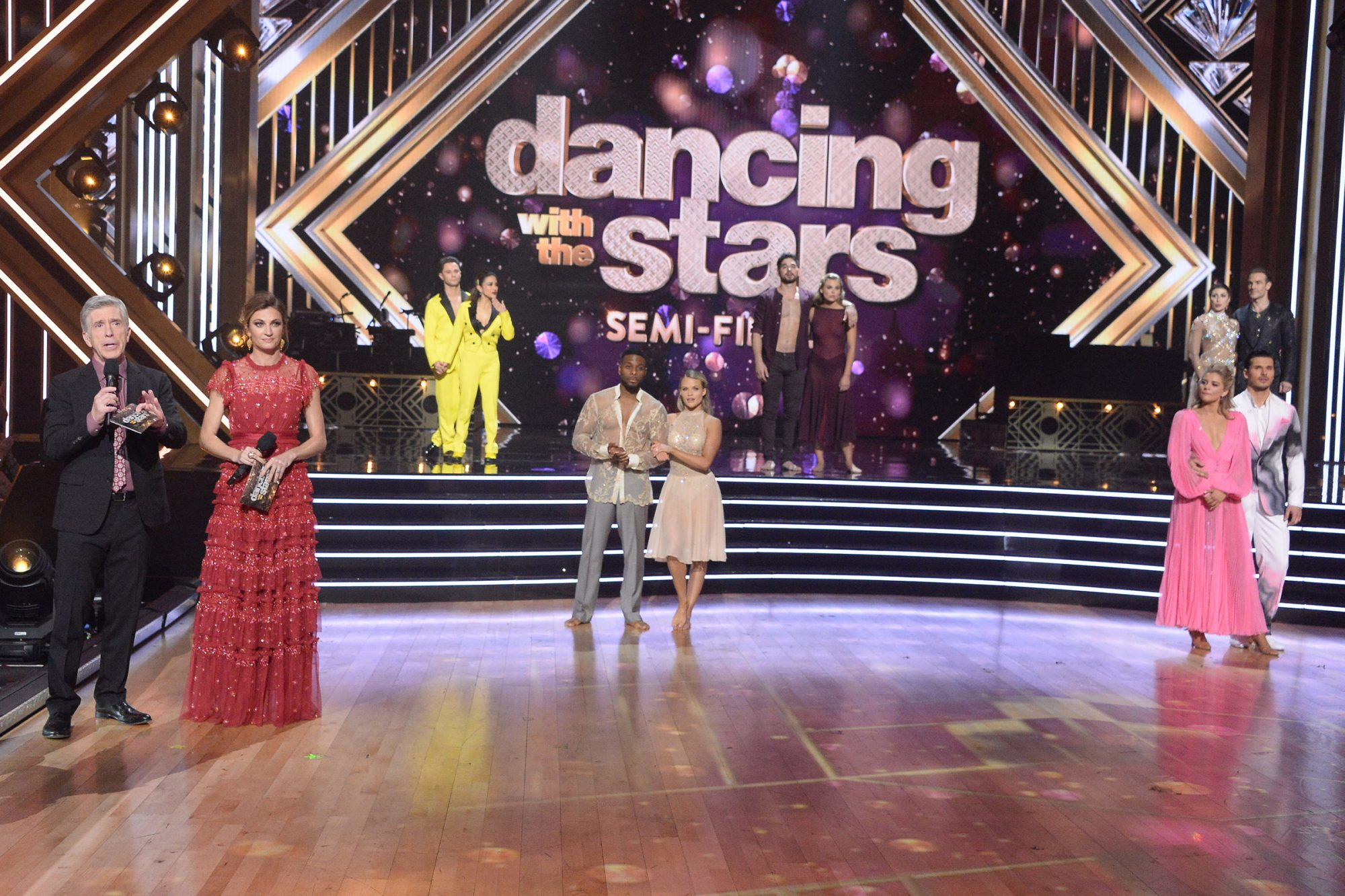 "ABC's ""Dancing With the Stars"" - Season 28 - Week Ten - SemiFinals"