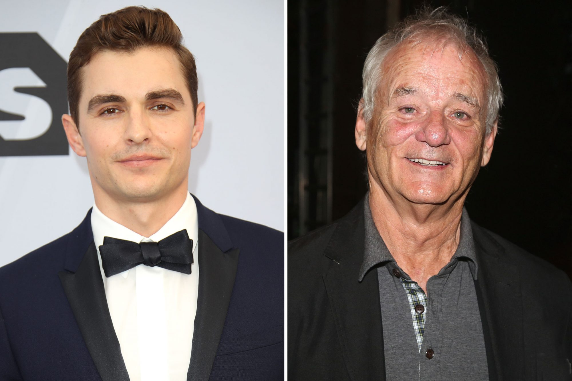 Dave Franco; Bill Murray